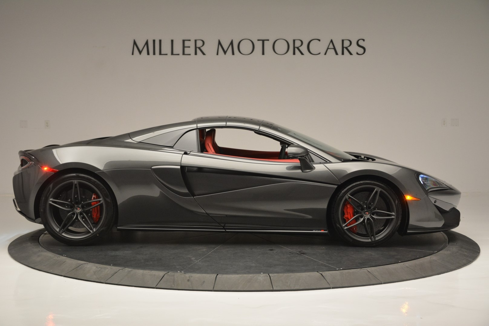 New 2018 McLaren 570S Spider For Sale In Greenwich, CT 2316_p20