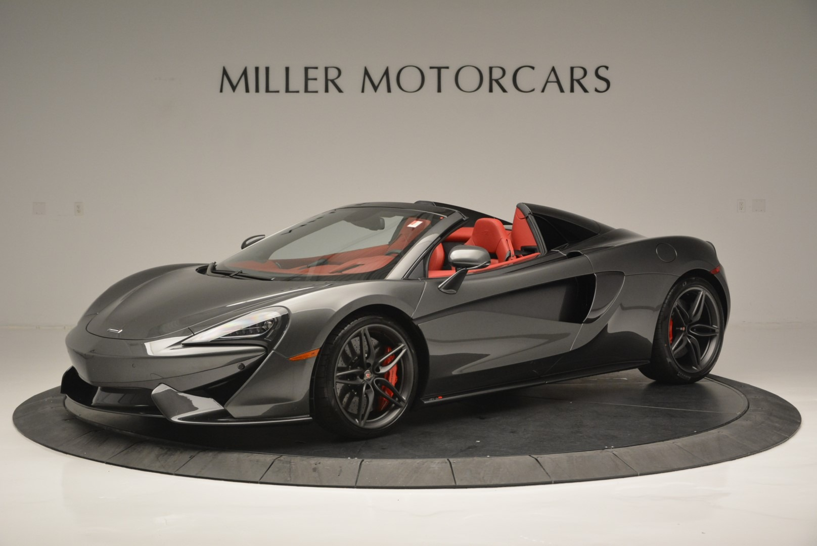New 2018 McLaren 570S Spider For Sale In Greenwich, CT 2316_p2