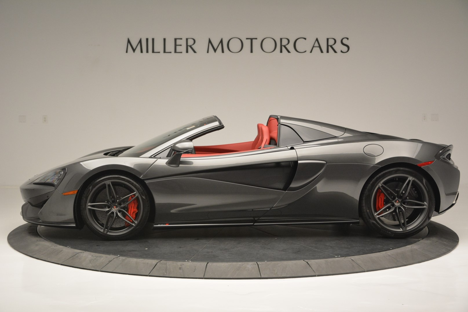 New 2018 McLaren 570S Spider For Sale In Greenwich, CT 2316_p3