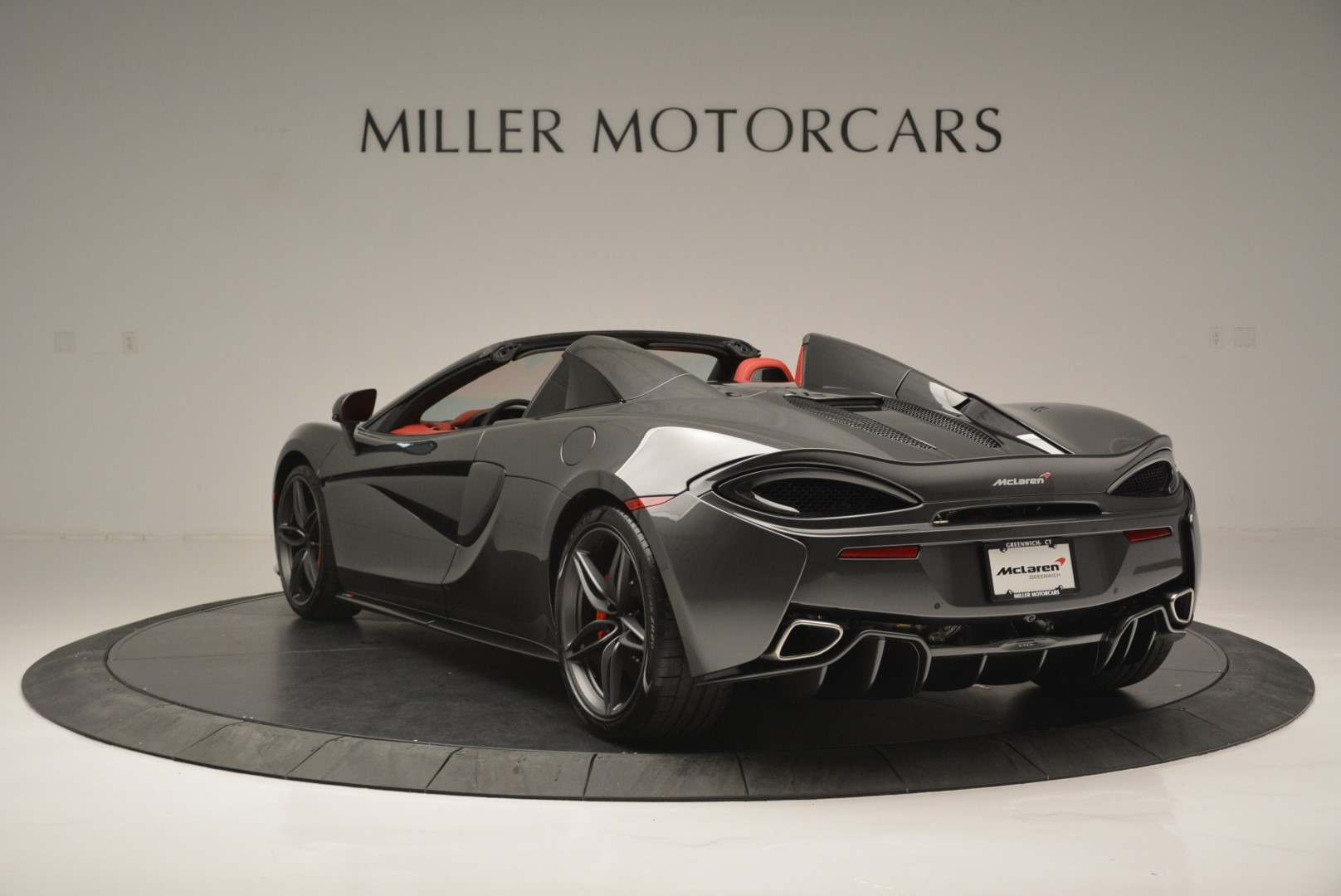 New 2018 McLaren 570S Spider For Sale In Greenwich, CT 2316_p5