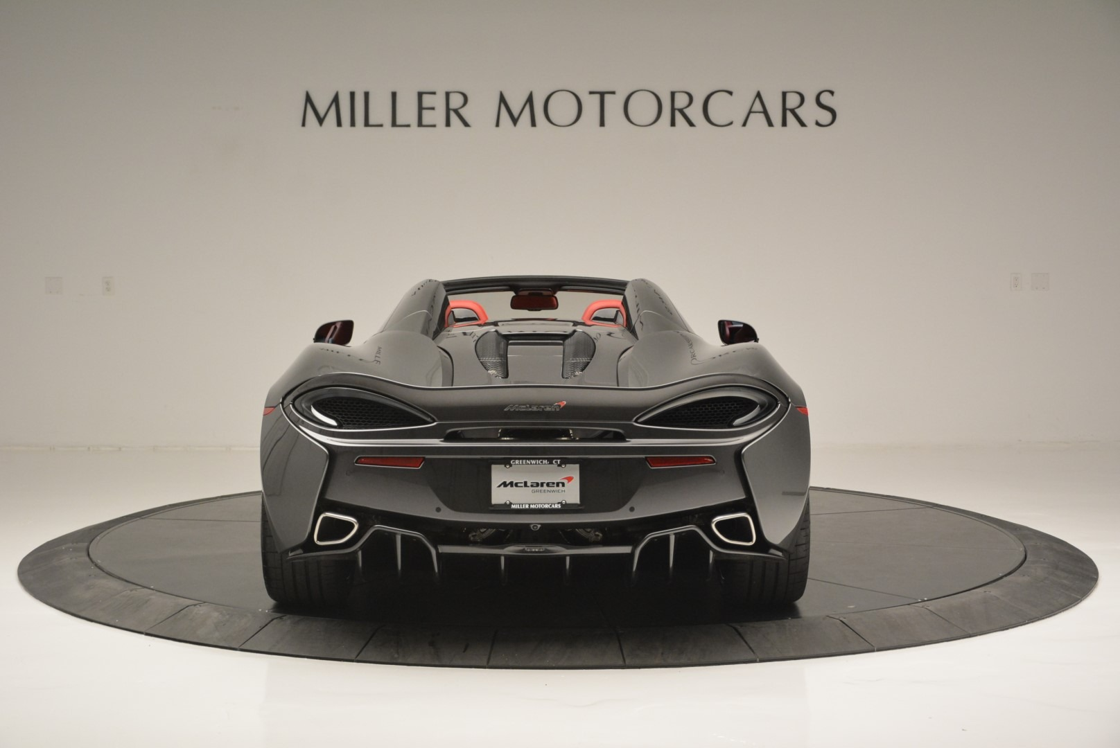 New 2018 McLaren 570S Spider For Sale In Greenwich, CT 2316_p6