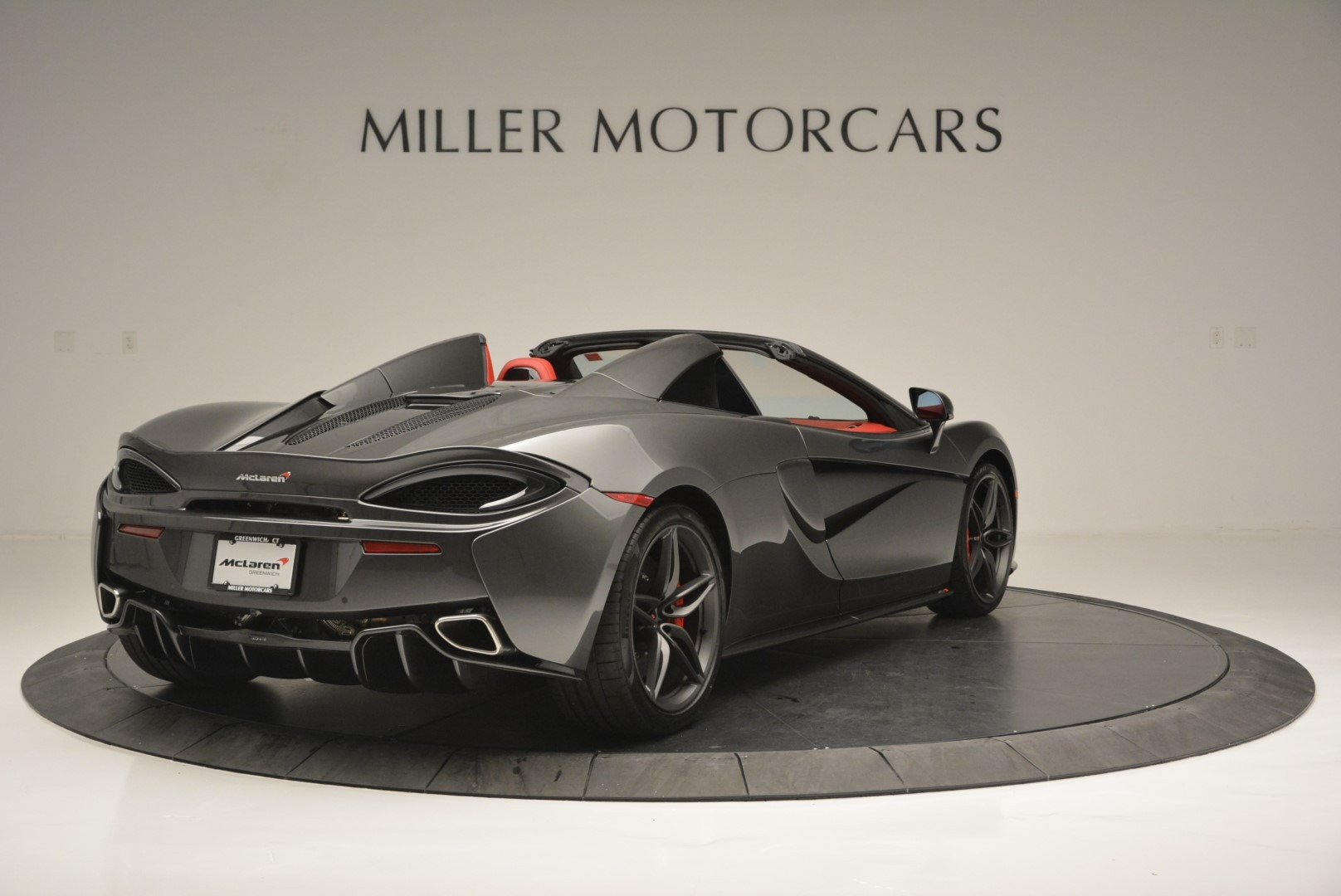 New 2018 McLaren 570S Spider For Sale In Greenwich, CT 2316_p7