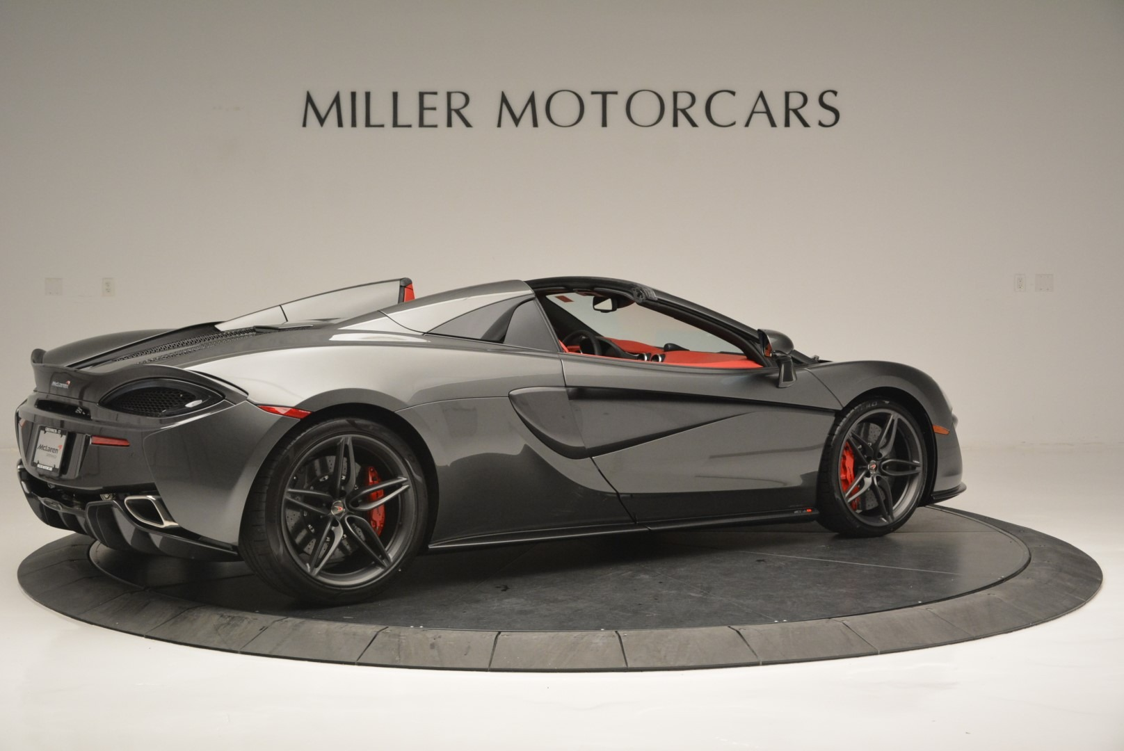 New 2018 McLaren 570S Spider For Sale In Greenwich, CT 2316_p8