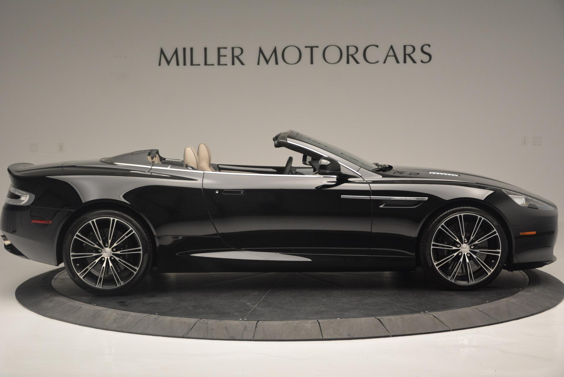 Used 2015 Aston Martin DB9 Volante For Sale In Greenwich, CT 2318_p9