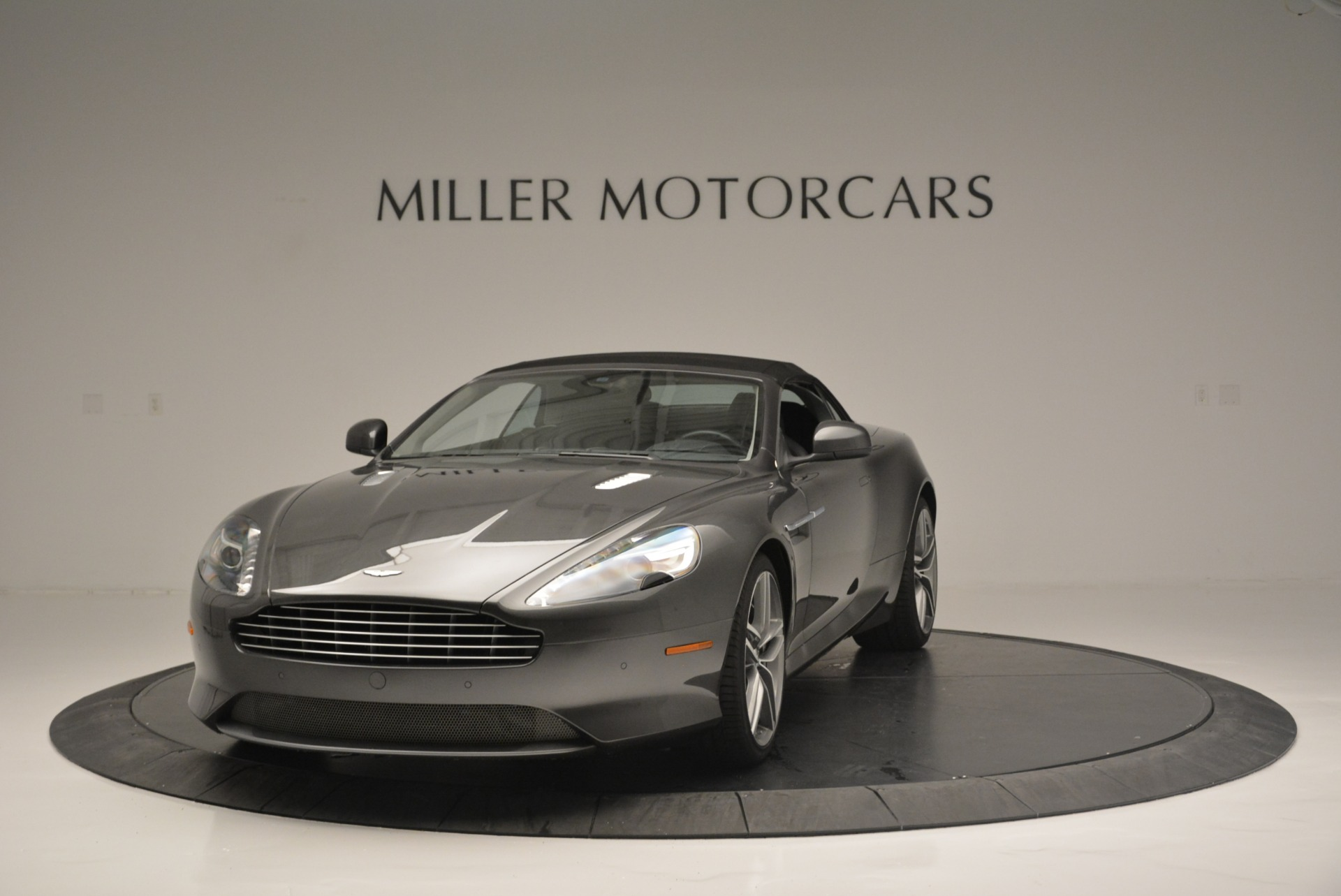 Used 2014 Aston Martin DB9 Volante For Sale In Greenwich, CT 2319_p13