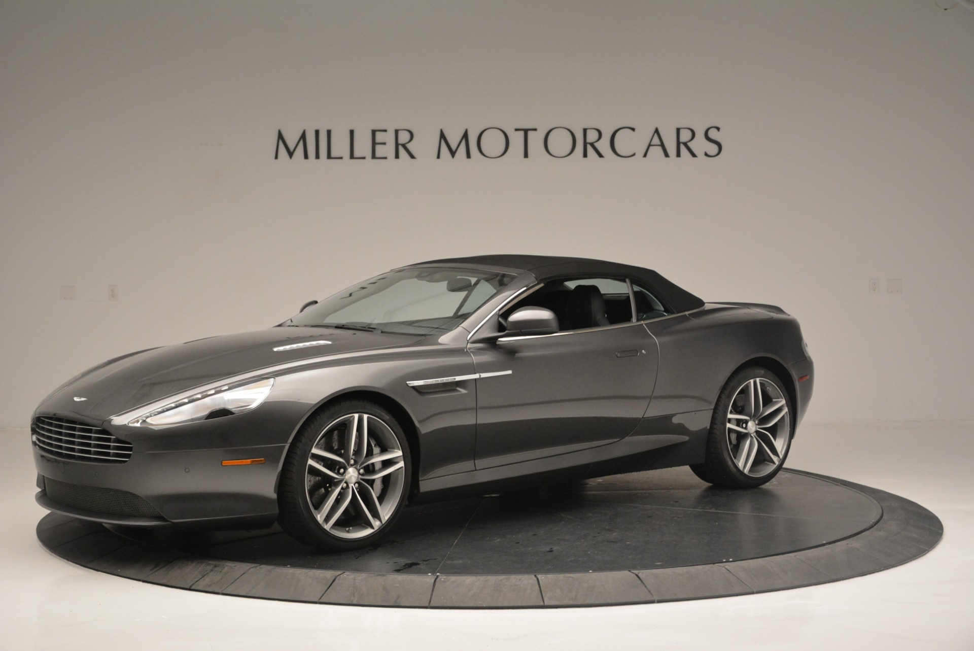 Used 2014 Aston Martin DB9 Volante For Sale In Greenwich, CT 2319_p14
