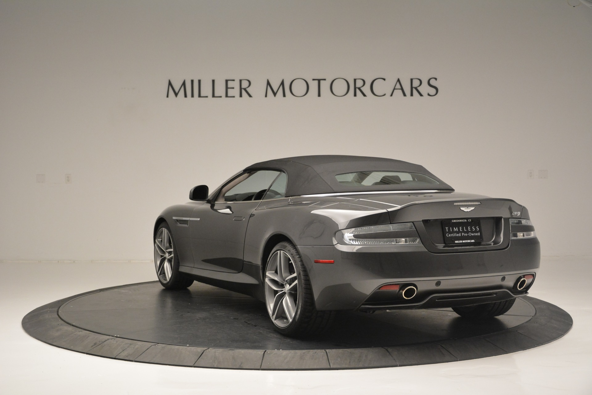 Used 2014 Aston Martin DB9 Volante For Sale In Greenwich, CT 2319_p17