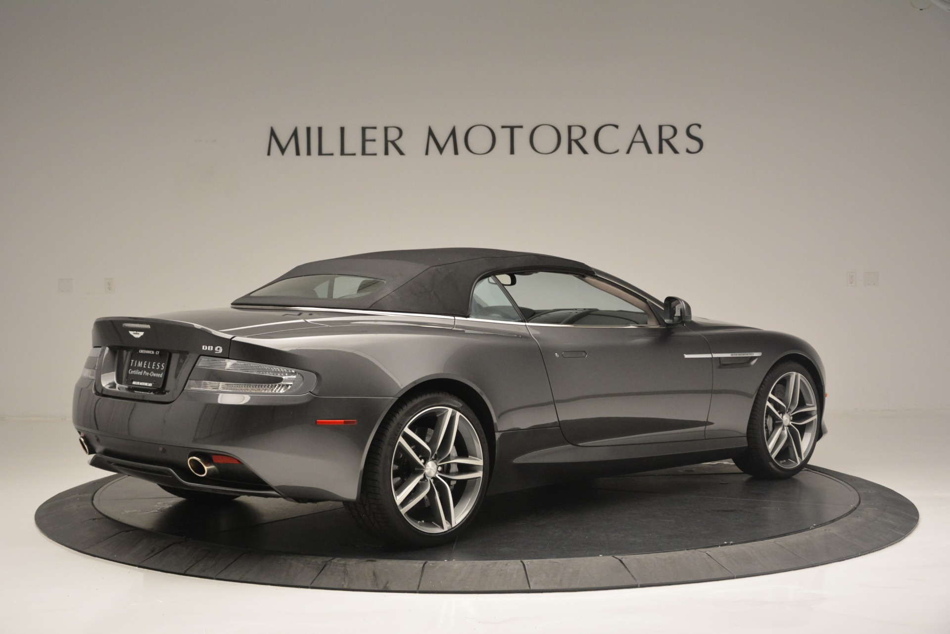 Used 2014 Aston Martin DB9 Volante For Sale In Greenwich, CT 2319_p20