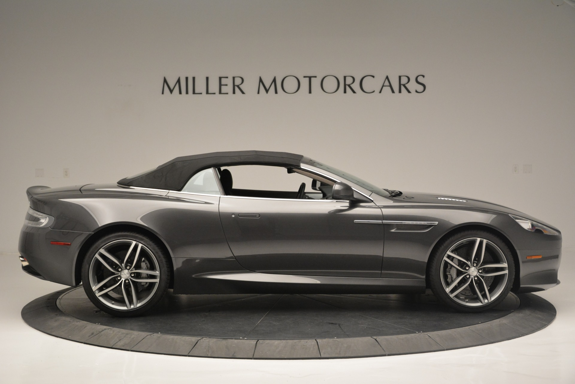 Used 2014 Aston Martin DB9 Volante For Sale In Greenwich, CT 2319_p21