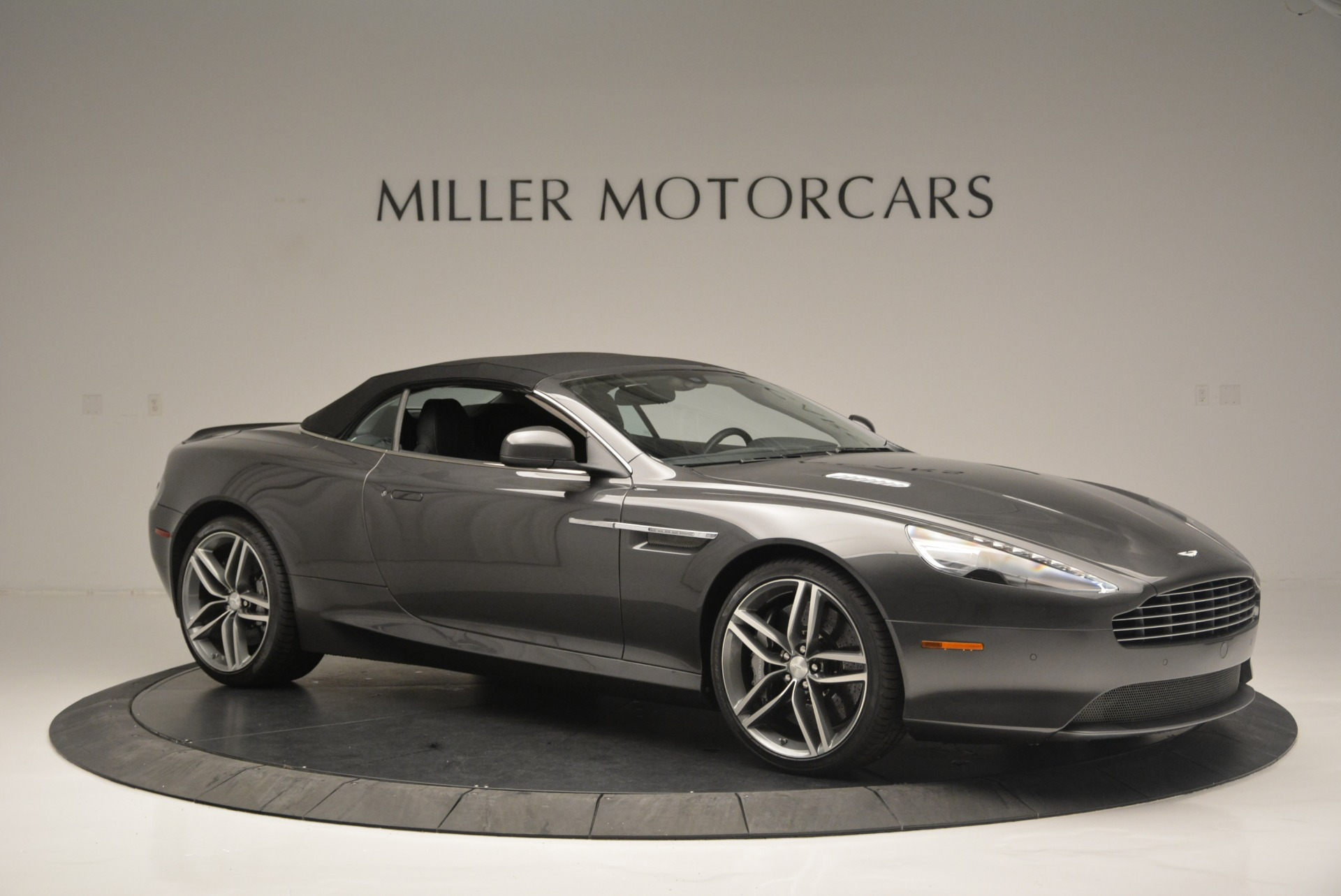 Used 2014 Aston Martin DB9 Volante For Sale In Greenwich, CT 2319_p22