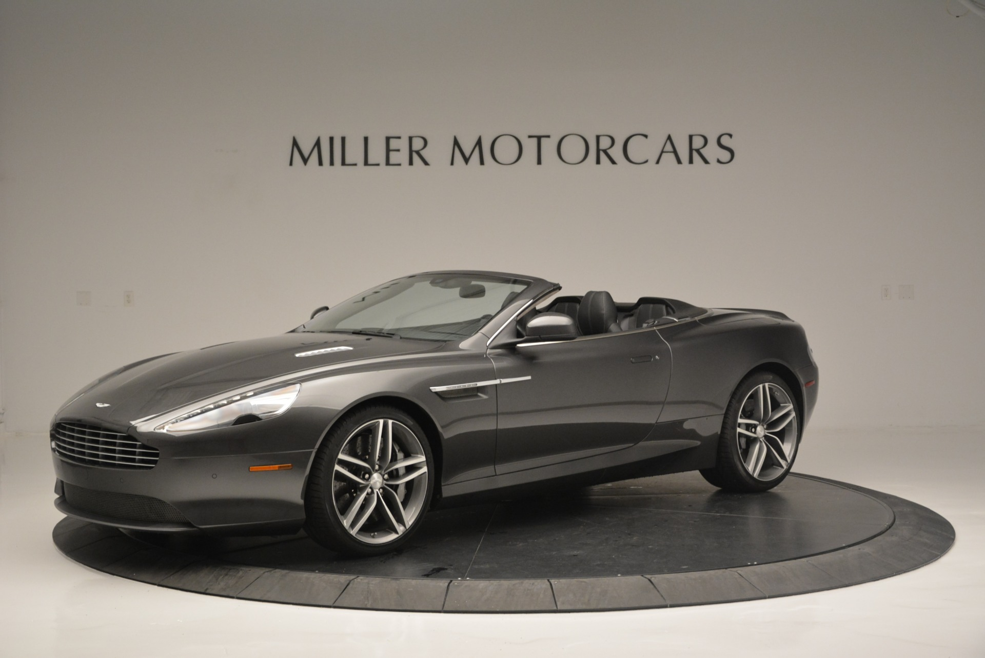 Used 2014 Aston Martin DB9 Volante For Sale In Greenwich, CT 2319_p2