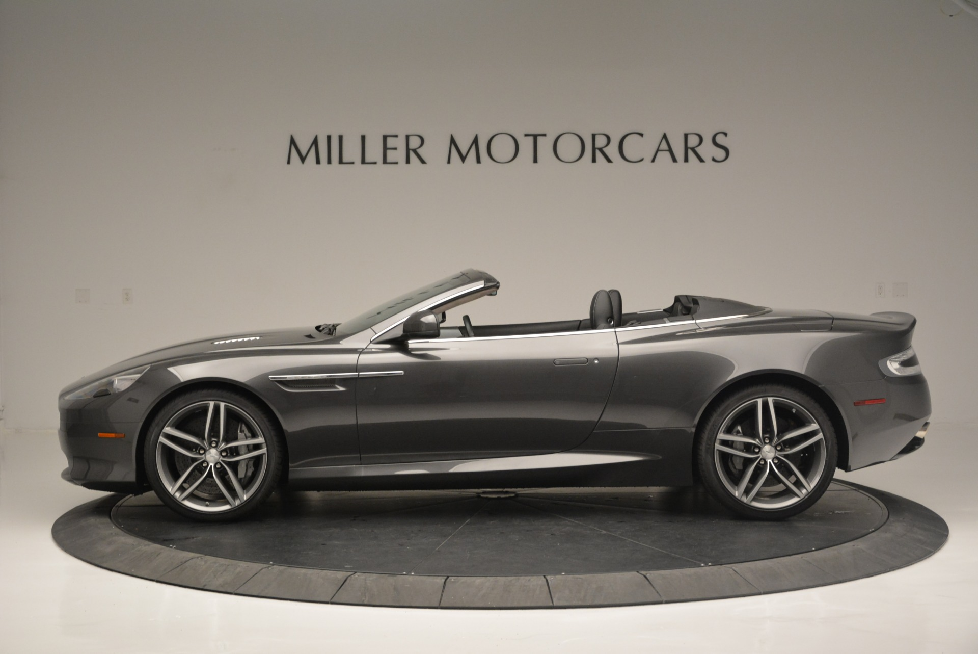 Used 2014 Aston Martin DB9 Volante For Sale In Greenwich, CT 2319_p3