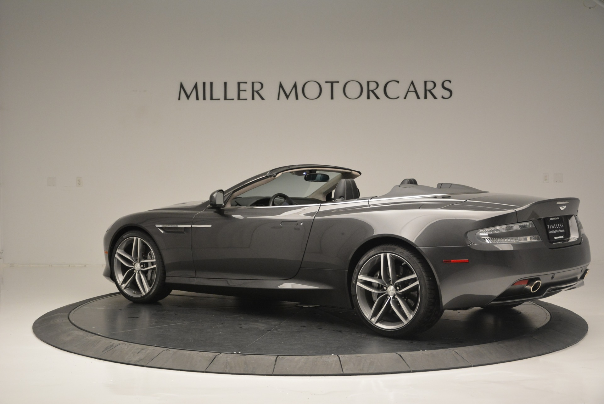 Used 2014 Aston Martin DB9 Volante For Sale In Greenwich, CT 2319_p4