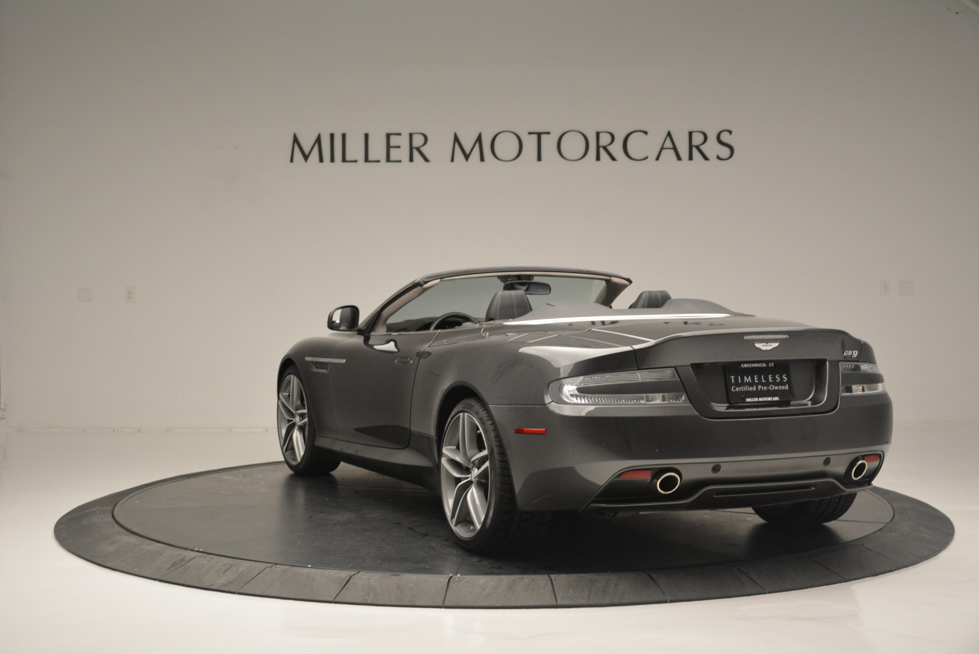 Used 2014 Aston Martin DB9 Volante For Sale In Greenwich, CT 2319_p5