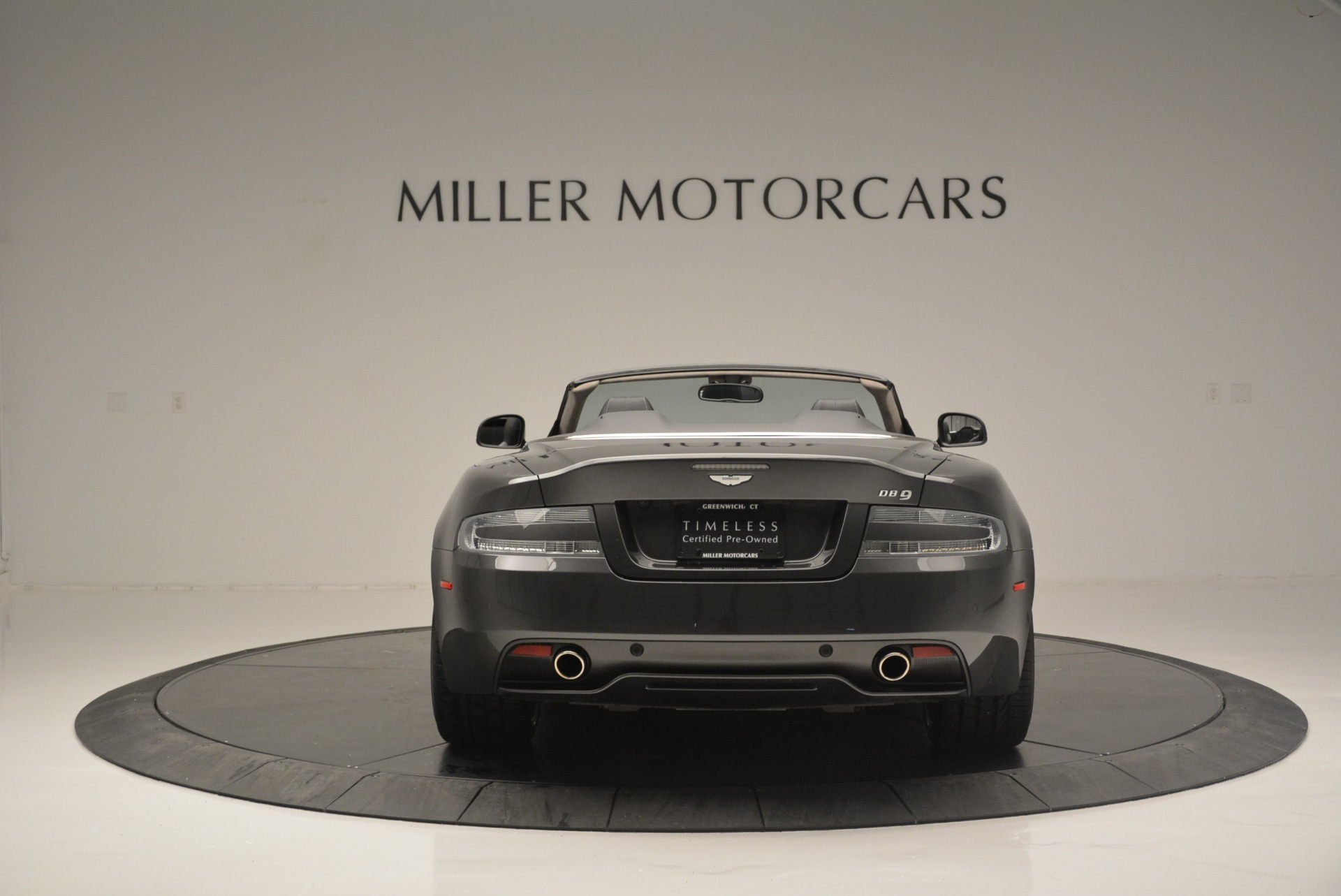 Used 2014 Aston Martin DB9 Volante For Sale In Greenwich, CT 2319_p6