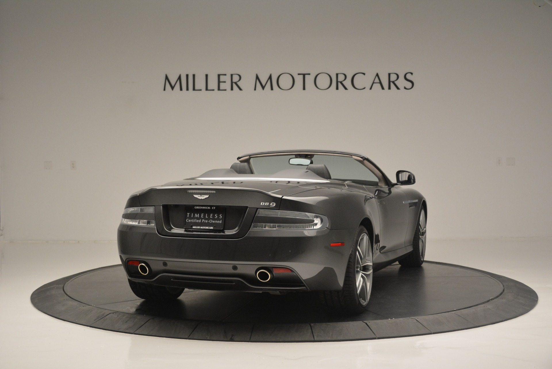 Used 2014 Aston Martin DB9 Volante For Sale In Greenwich, CT 2319_p7
