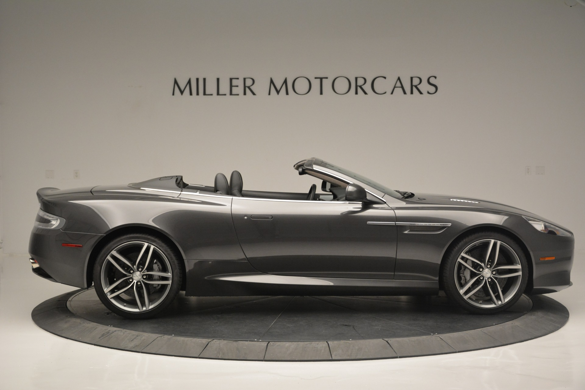 Used 2014 Aston Martin DB9 Volante For Sale In Greenwich, CT 2319_p9