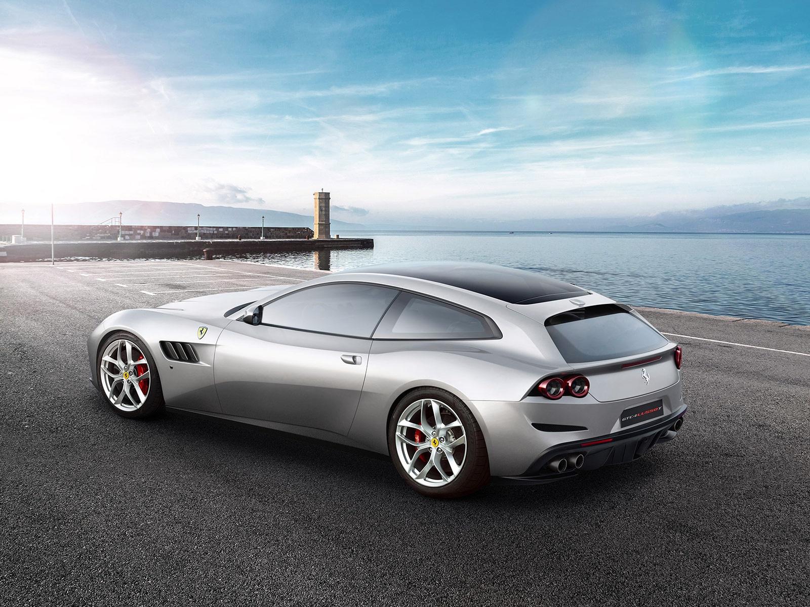 New 2019 Ferrari GTC4LUSSO T  For Sale In Greenwich, CT 232_p2