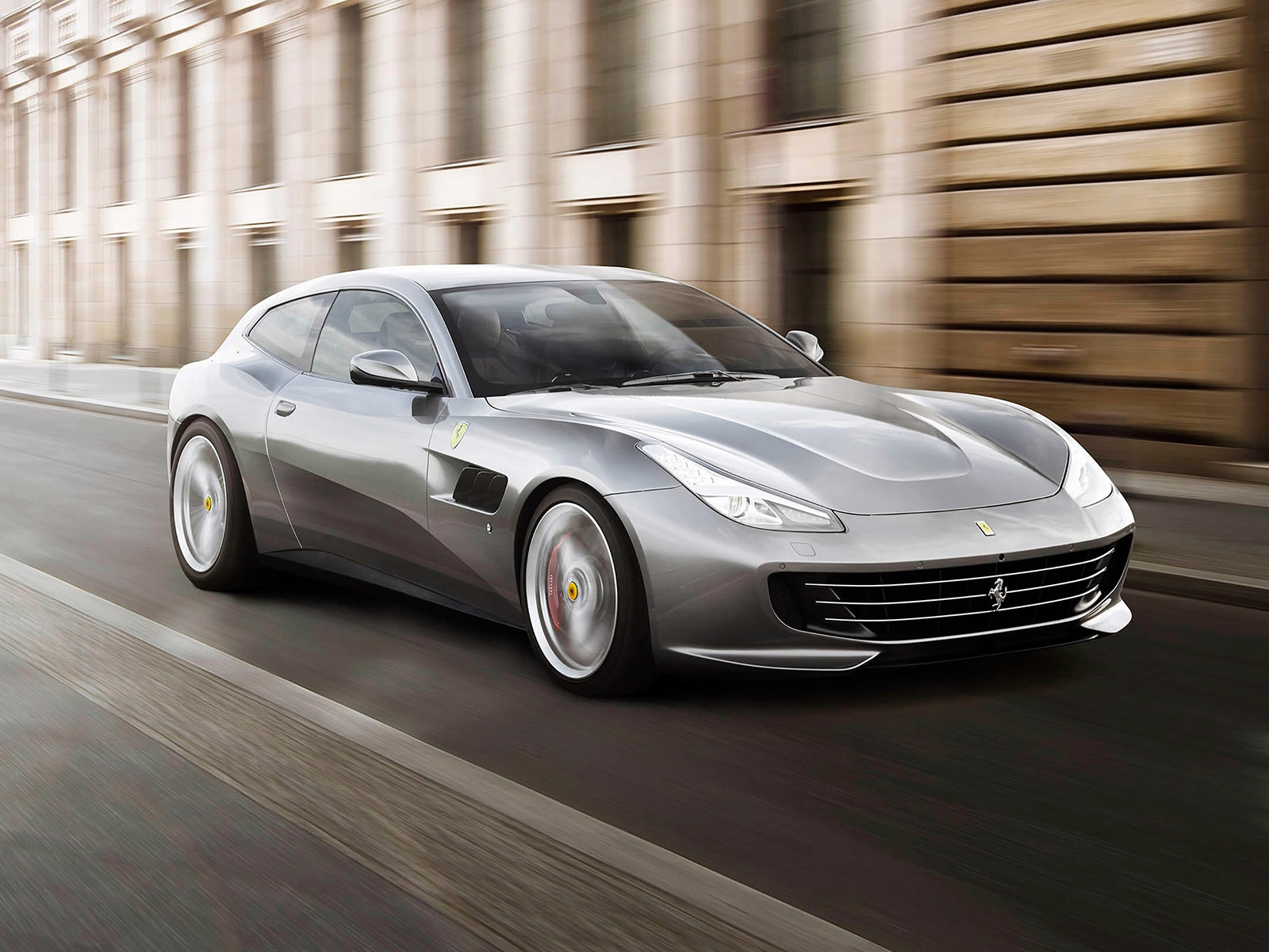 New 2019 Ferrari GTC4LUSSO T  For Sale In Greenwich, CT 232_p3