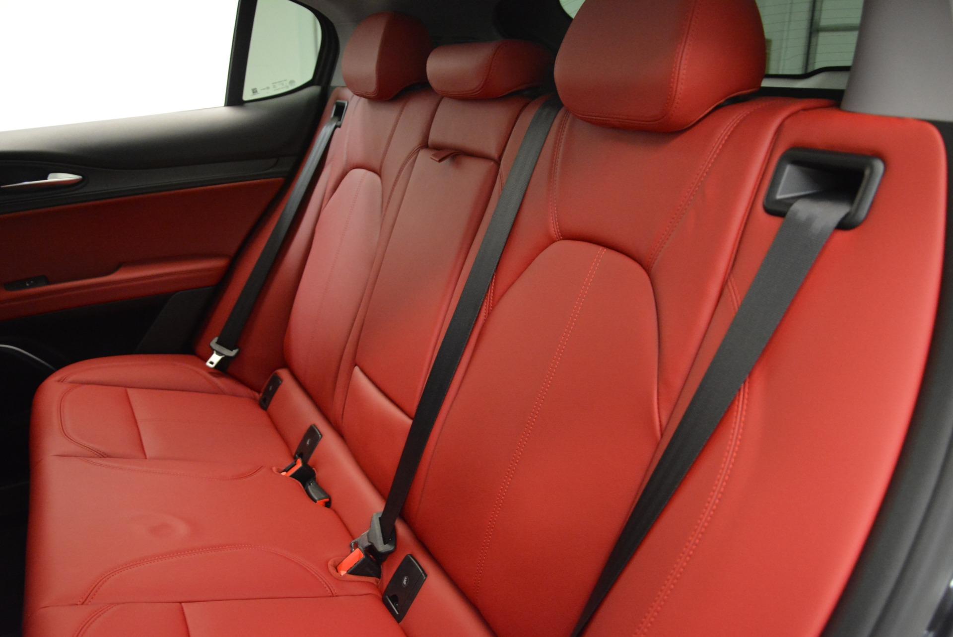 New 2018 Alfa Romeo Stelvio Ti Q4 For Sale In Greenwich, CT 2320_p24