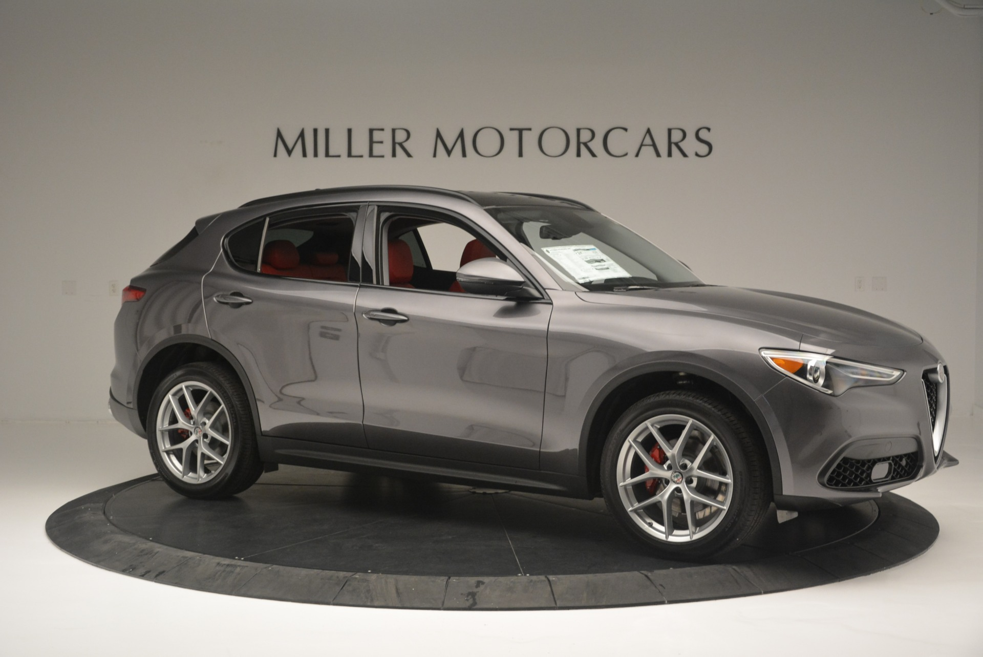 New 2018 Alfa Romeo Stelvio Ti Sport Q4 For Sale In Greenwich, CT 2324_p10