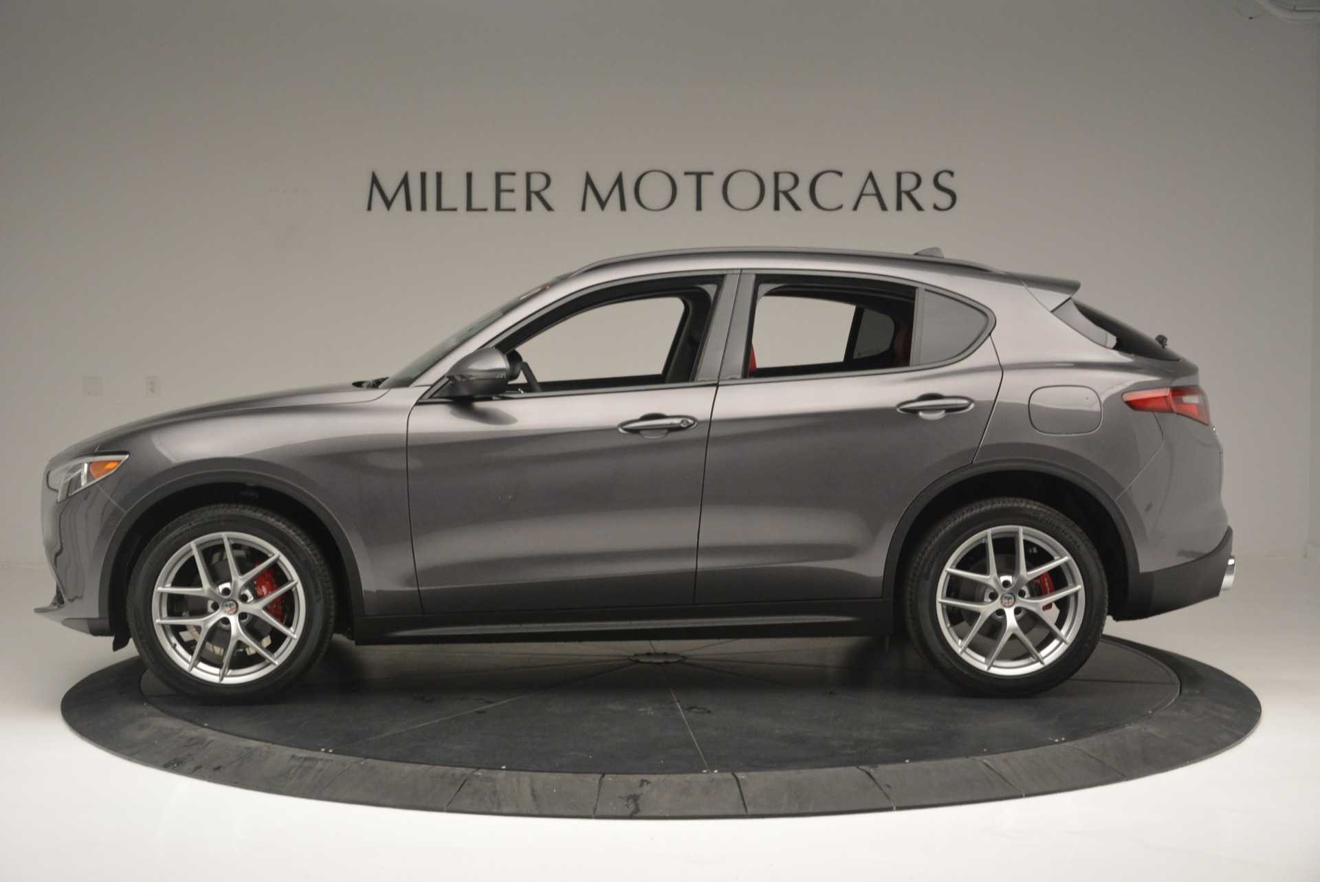 New 2018 Alfa Romeo Stelvio Ti Sport Q4 For Sale In Greenwich, CT 2324_p3