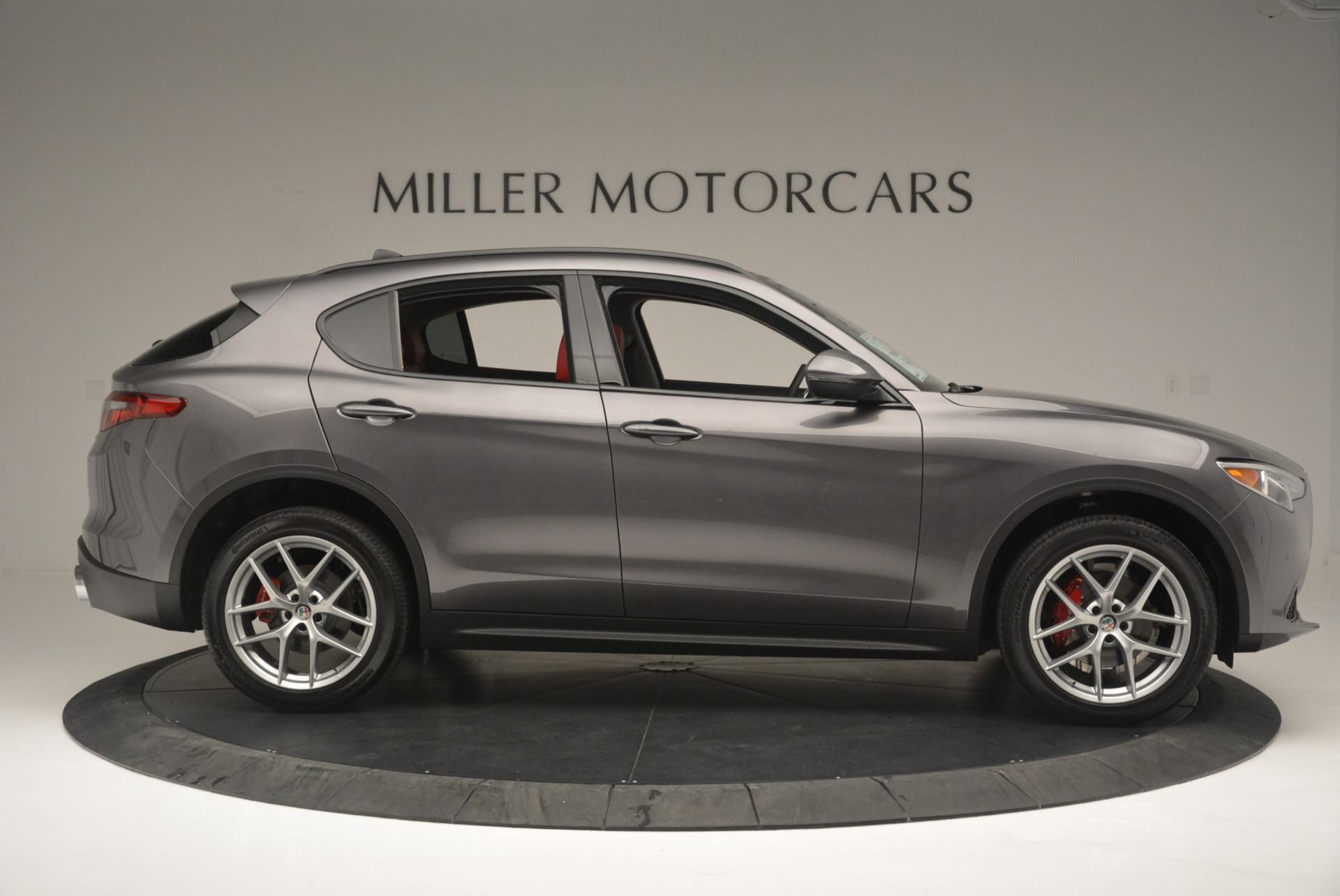 New 2018 Alfa Romeo Stelvio Ti Sport Q4 For Sale In Greenwich, CT 2324_p9