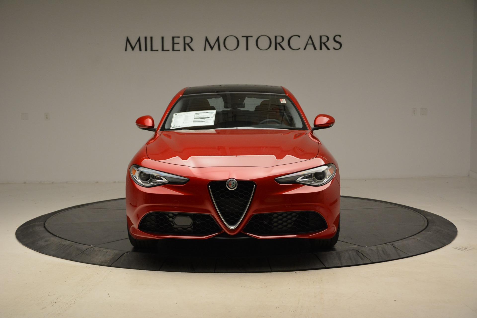 New 2018 Alfa Romeo Giulia Ti Sport Q4 For Sale In Greenwich, CT 2328_p12
