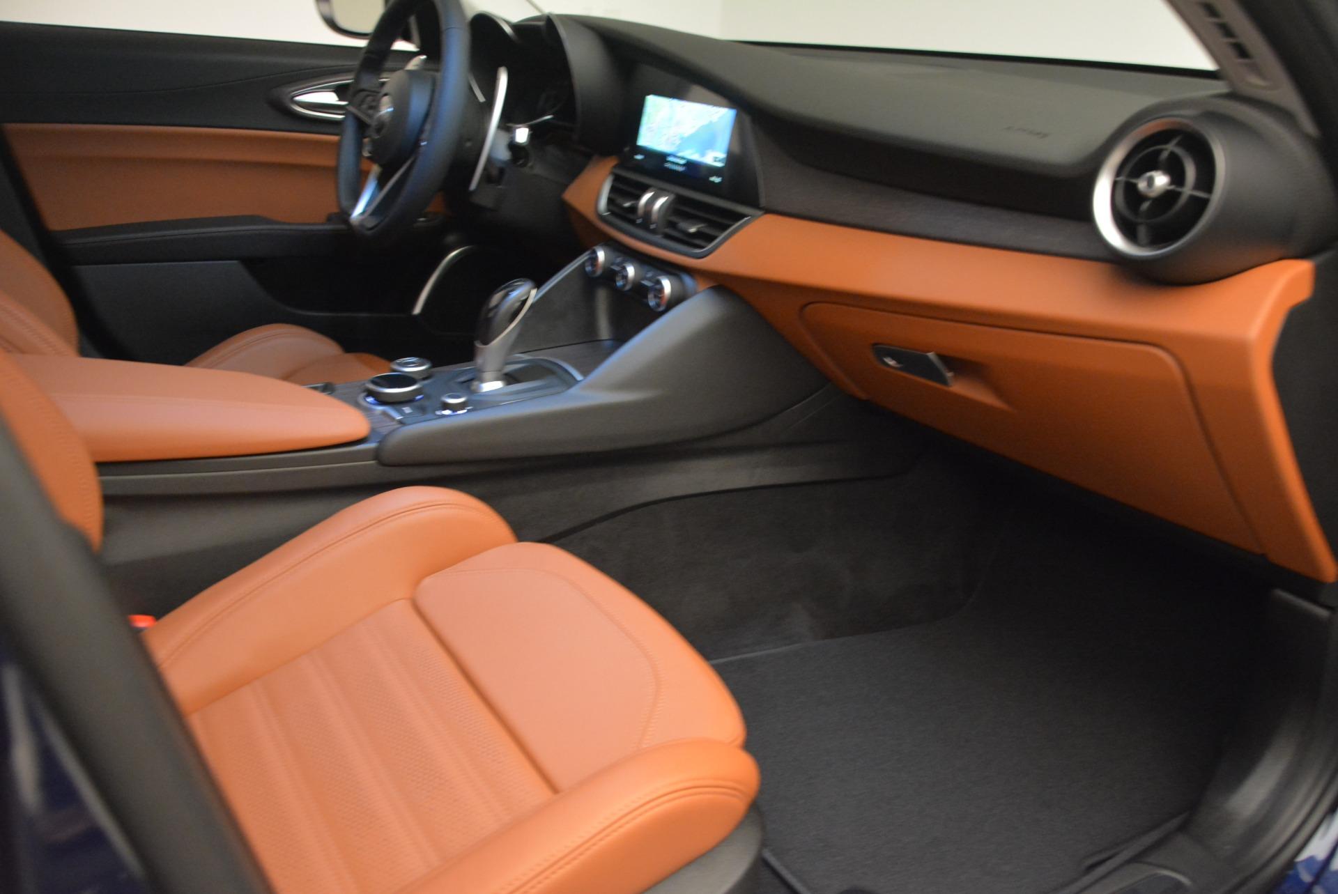New 2018 Alfa Romeo Giulia Ti Sport Q4 For Sale In Greenwich, CT 2329_p23