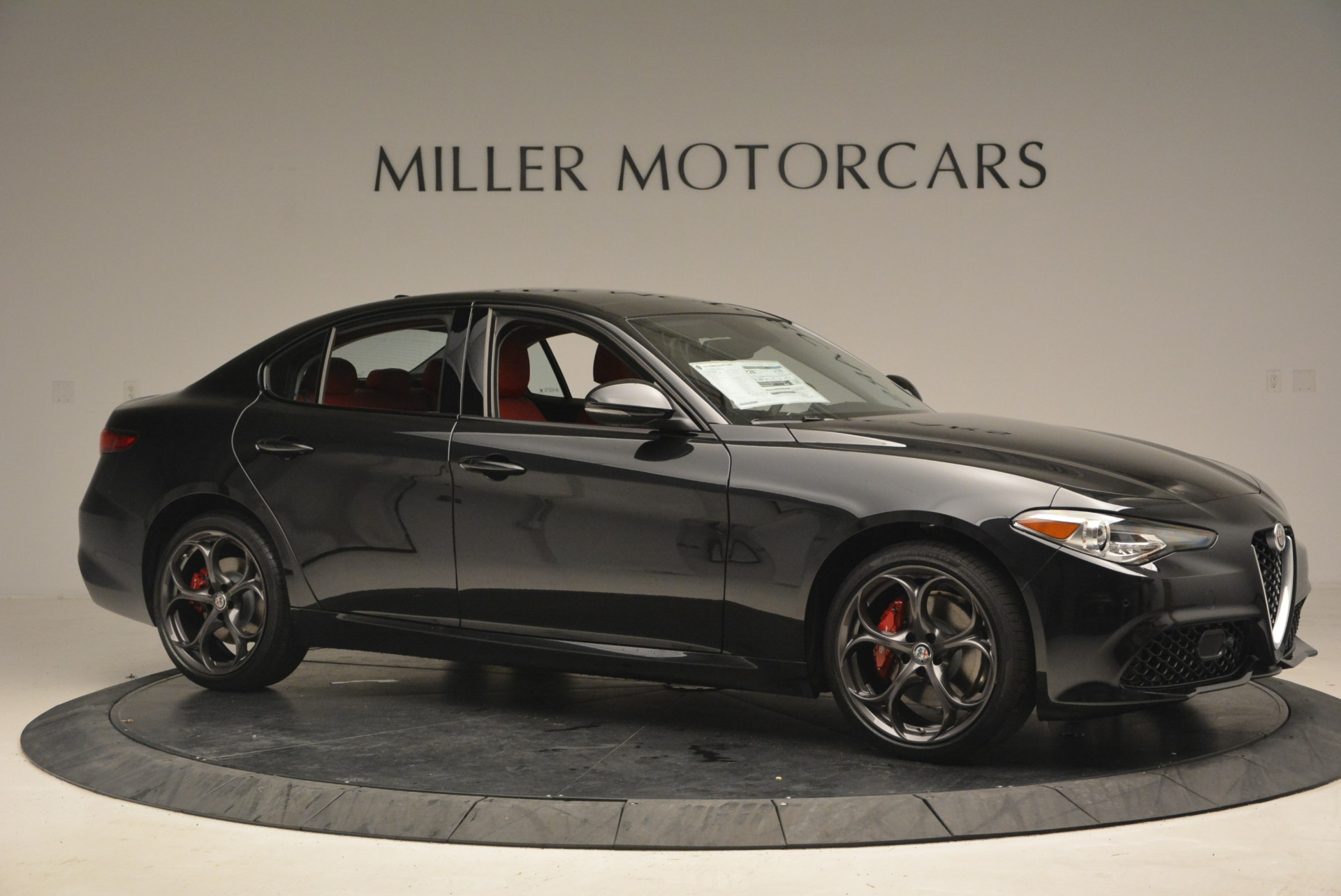 New 2018 Alfa Romeo Giulia Ti Sport Q4 For Sale In Greenwich, CT 2331_p10