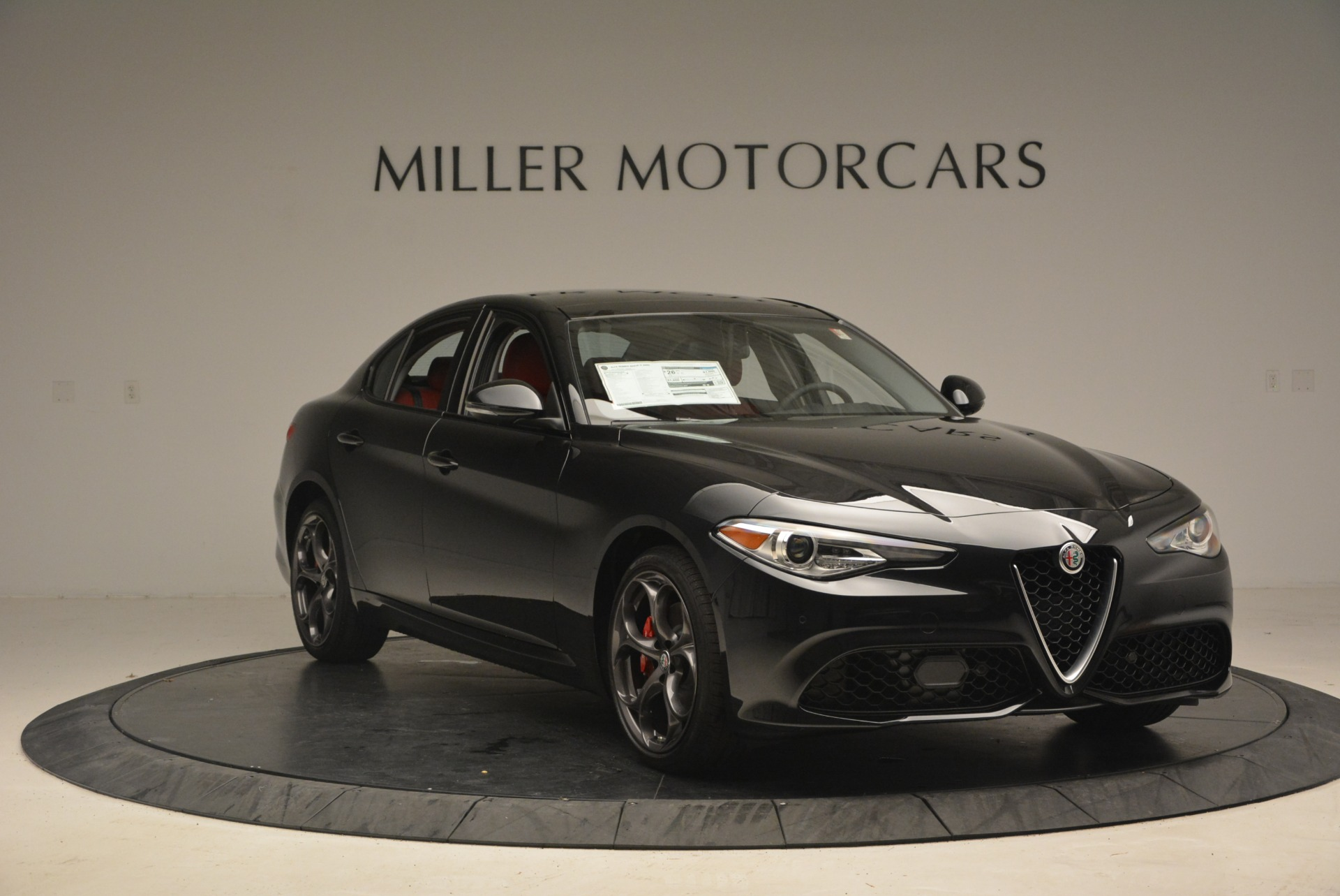 New 2018 Alfa Romeo Giulia Ti Sport Q4 For Sale In Greenwich, CT 2331_p11