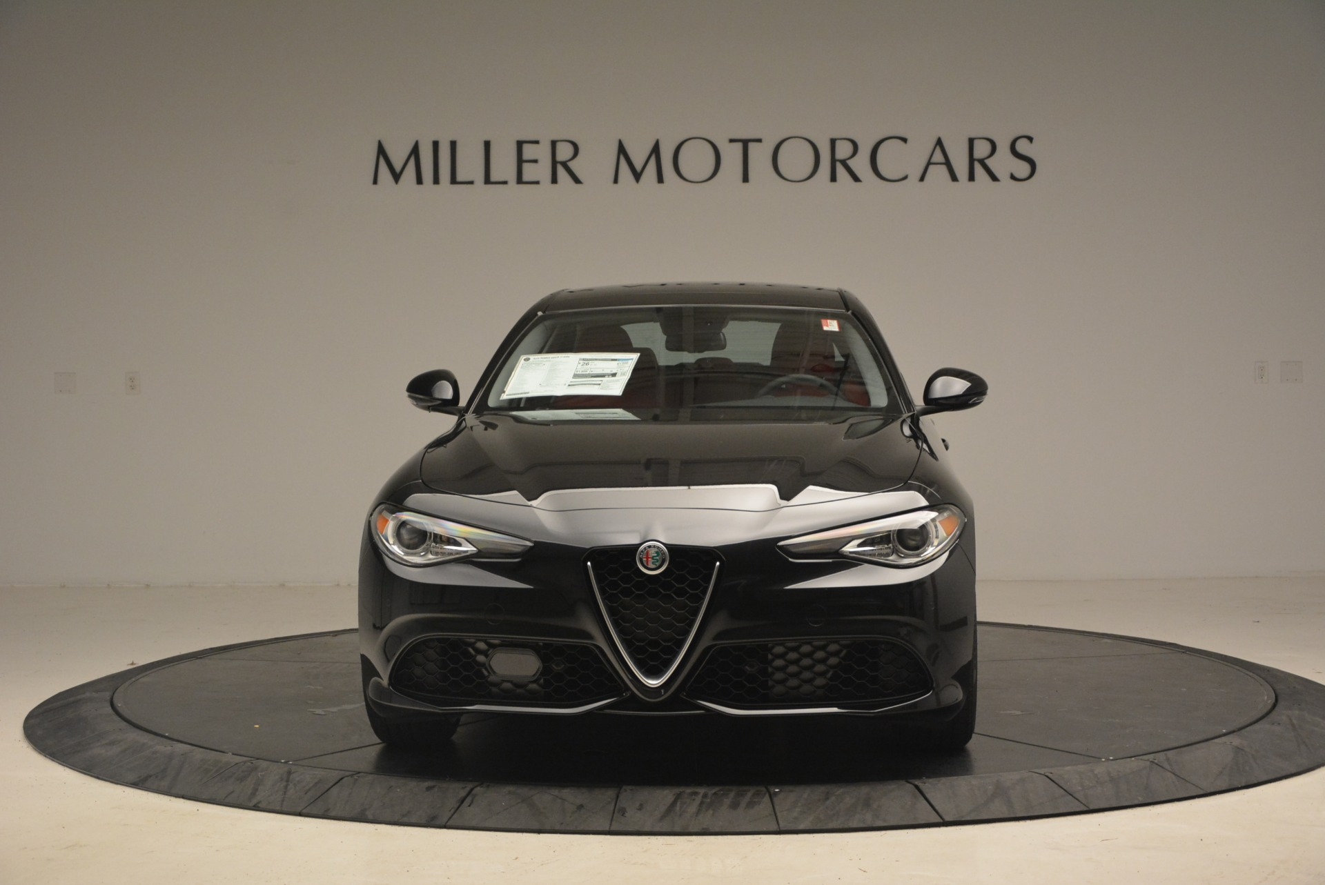 New 2018 Alfa Romeo Giulia Ti Sport Q4 For Sale In Greenwich, CT 2331_p12