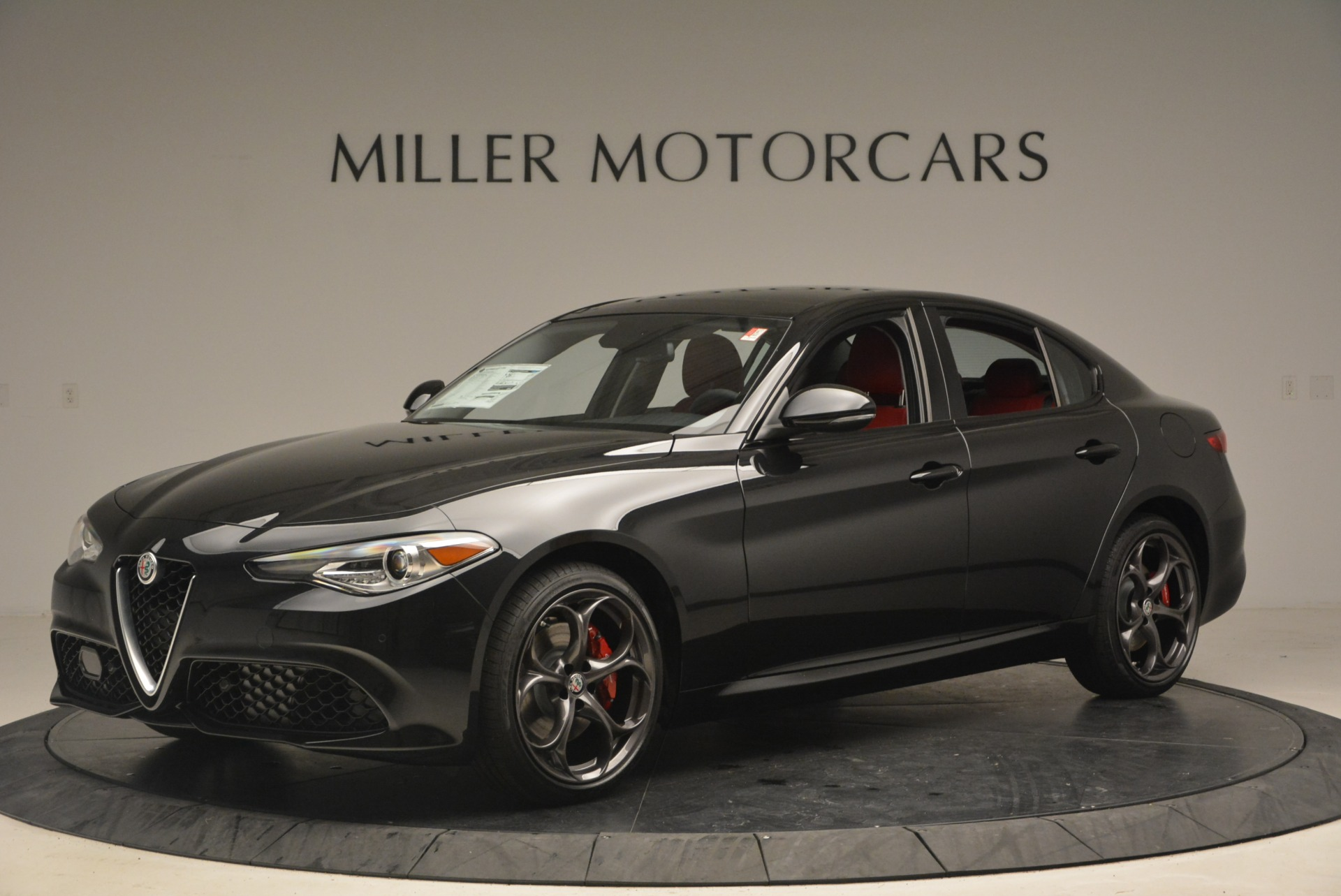 New 2018 Alfa Romeo Giulia Ti Sport Q4 For Sale In Greenwich, CT 2331_p2