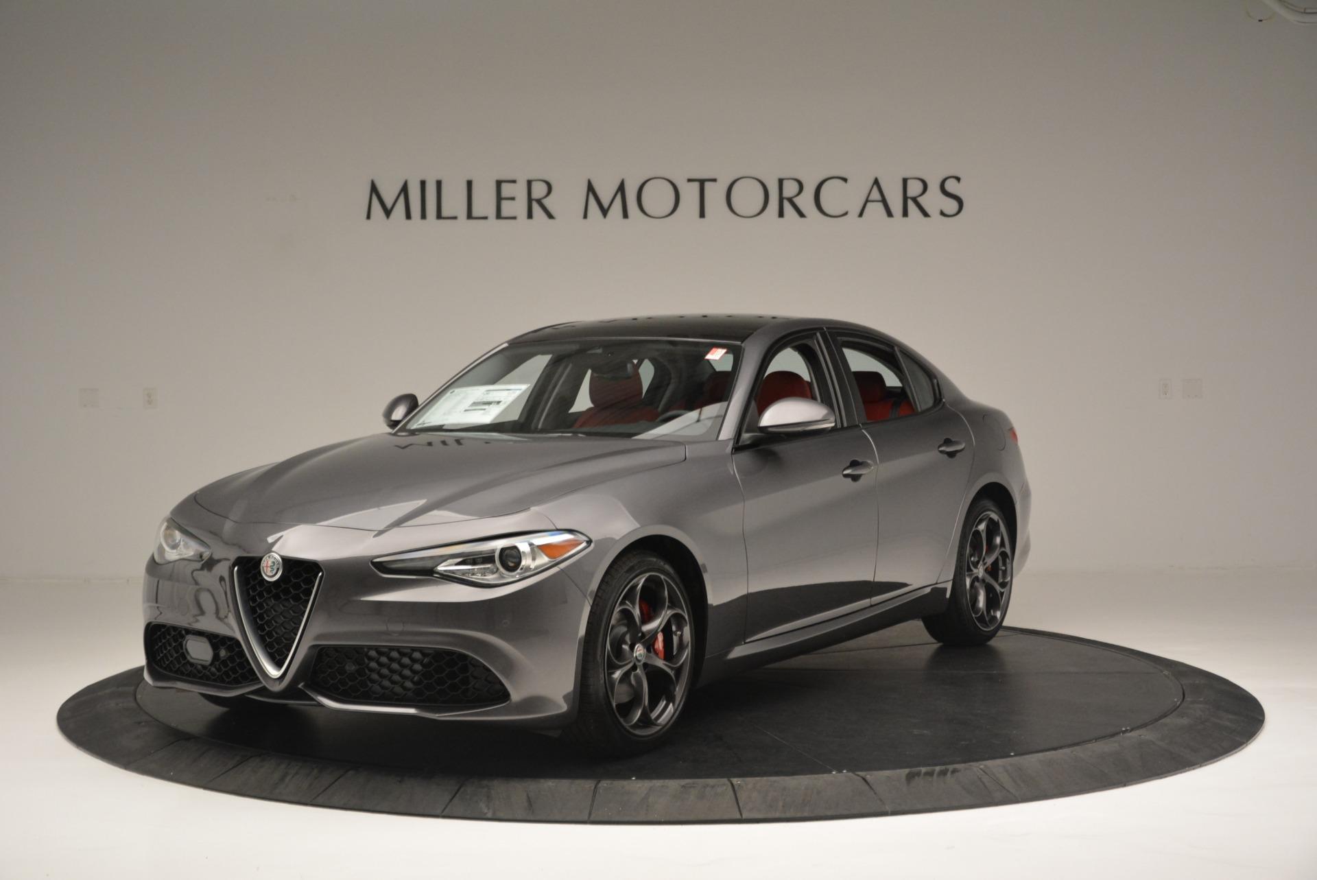 New 2018 Alfa Romeo Giulia Ti Sport Q4 For Sale In Greenwich, CT 2332_main