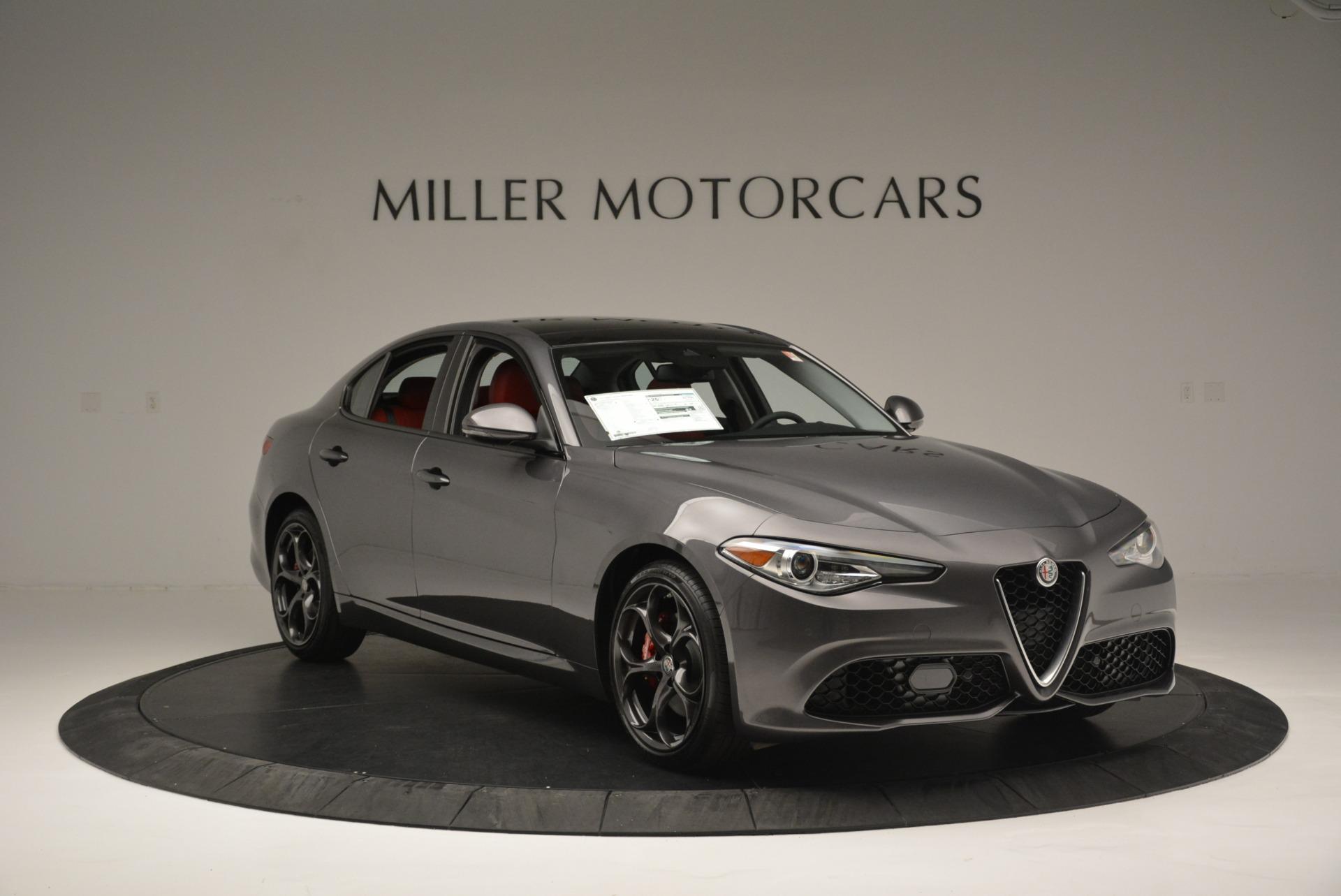 New 2018 Alfa Romeo Giulia Ti Sport Q4 For Sale In Greenwich, CT 2332_p11
