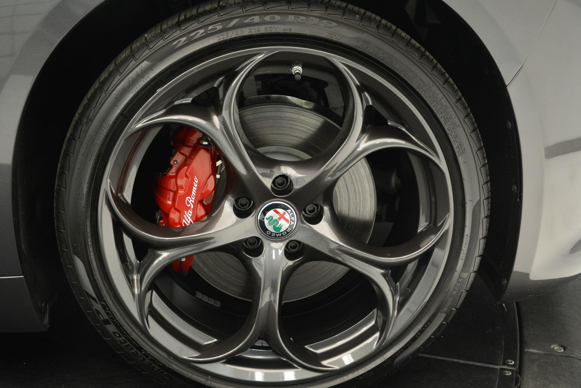 New 2018 Alfa Romeo Giulia Ti Sport Q4 For Sale In Greenwich, CT 2332_p25