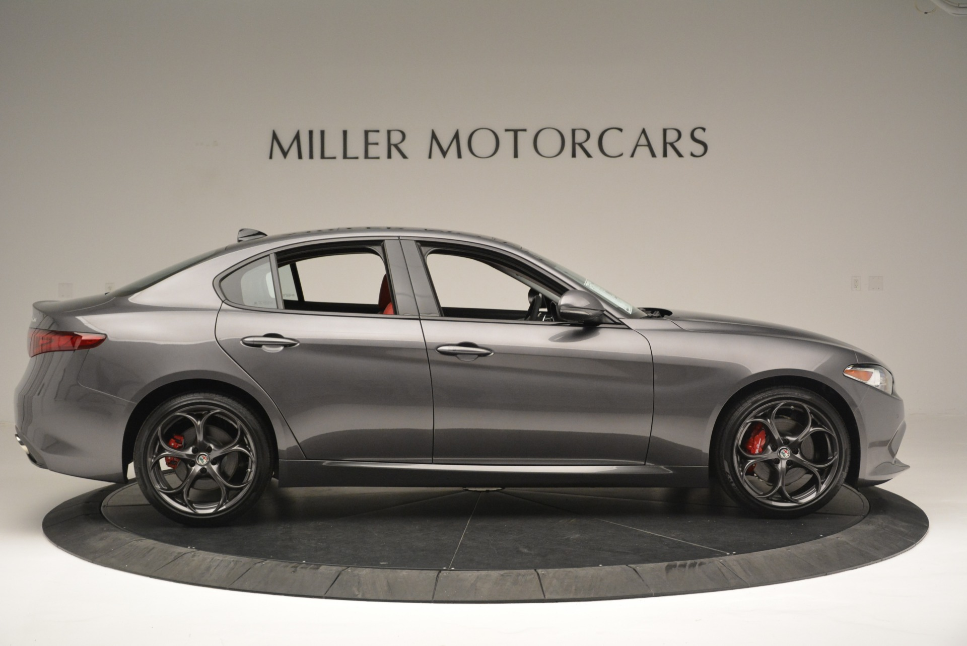New 2018 Alfa Romeo Giulia Ti Sport Q4 For Sale In Greenwich, CT 2332_p9