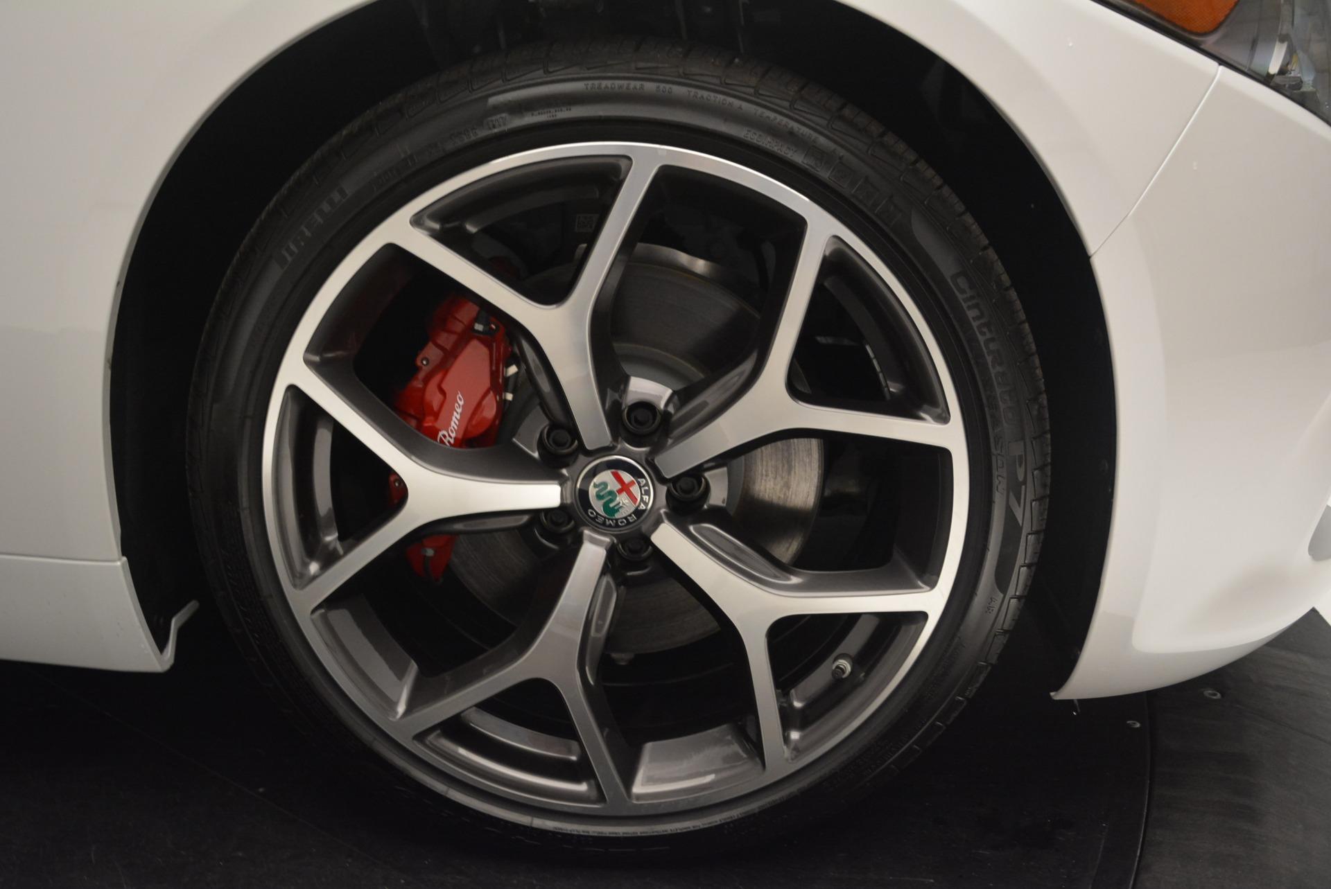 New 2018 Alfa Romeo Giulia Ti Sport Q4 For Sale In Greenwich, CT 2336_p25
