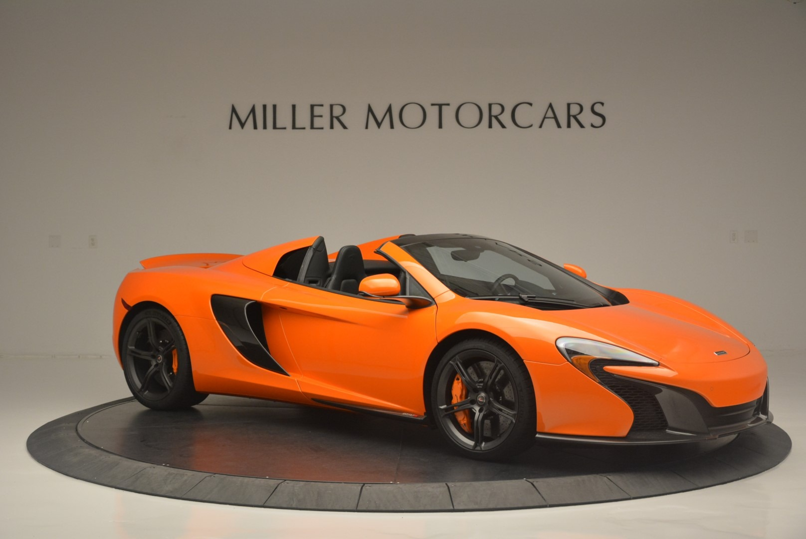 Used 2015 McLaren 650S Spider For Sale In Greenwich, CT 2338_p10
