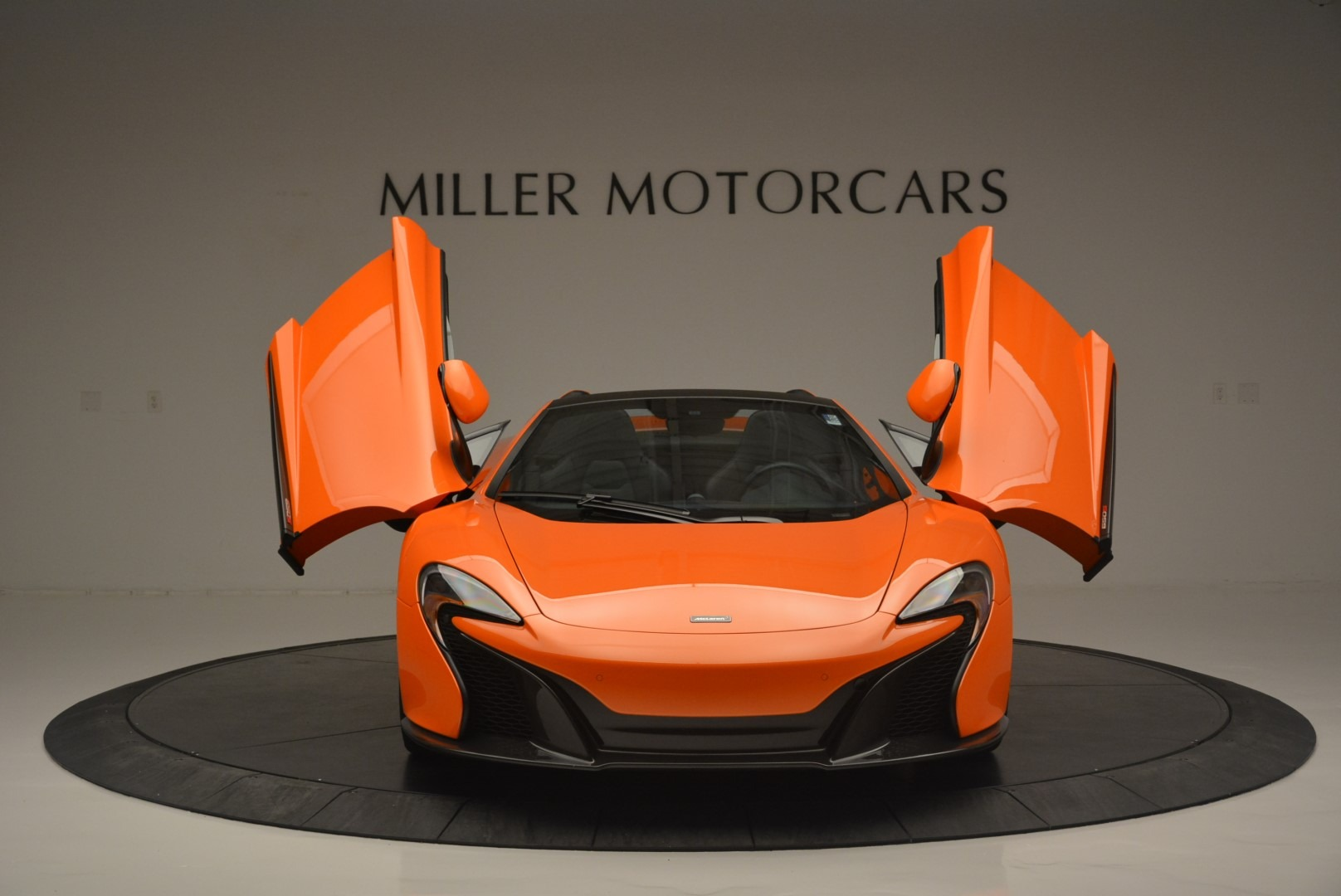 Used 2015 McLaren 650S Spider For Sale In Greenwich, CT 2338_p13