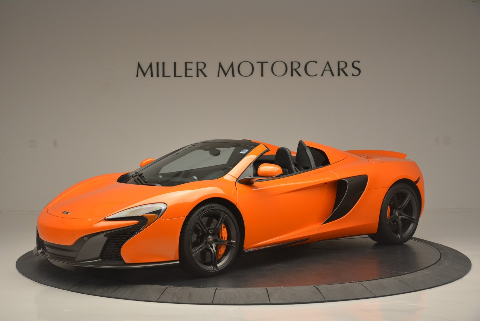 Used 2015 McLaren 650S Spider For Sale In Greenwich, CT 2338_p2