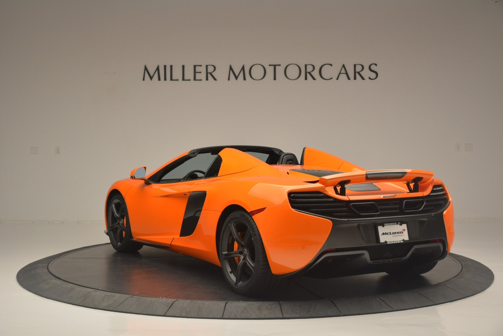 Used 2015 McLaren 650S Spider For Sale In Greenwich, CT 2338_p5