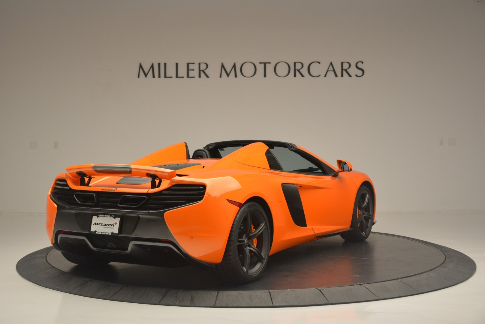 Used 2015 McLaren 650S Spider For Sale In Greenwich, CT 2338_p7