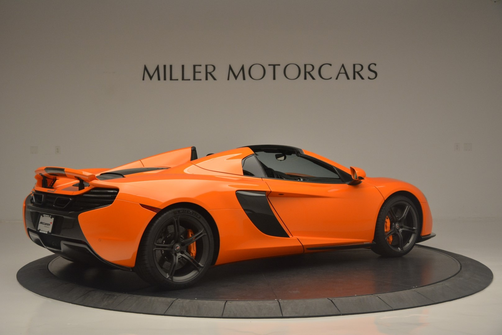 Used 2015 McLaren 650S Spider For Sale In Greenwich, CT 2338_p8