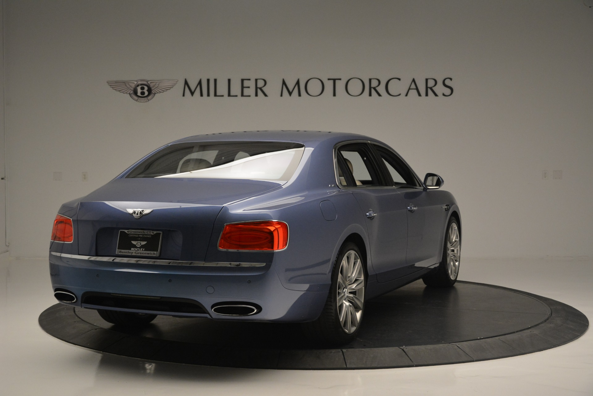 Used 2015 Bentley Flying Spur W12 For Sale In Greenwich, CT 2339_p7