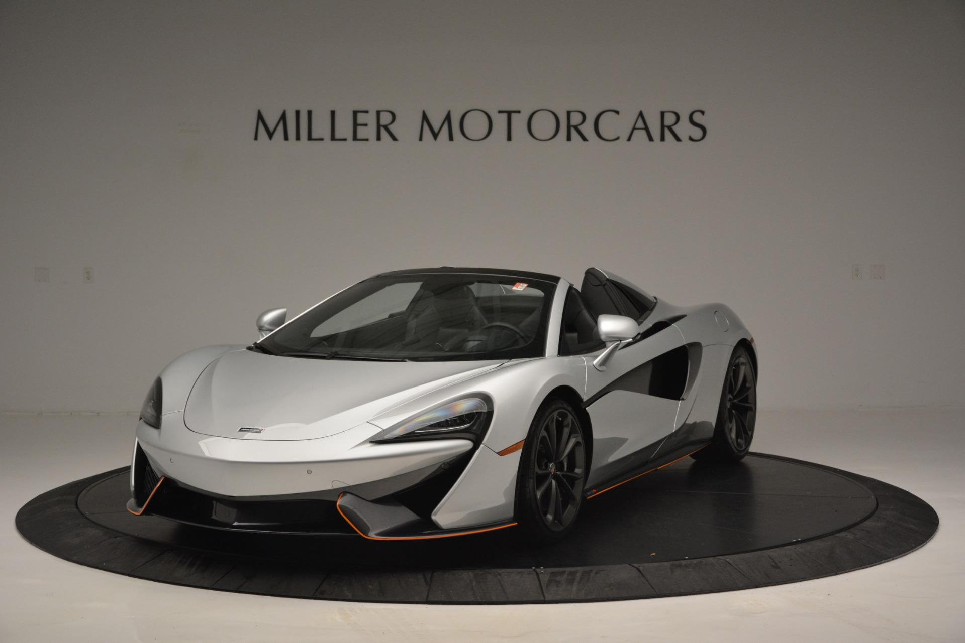 Used 2018 McLaren 570S Spider For Sale In Greenwich, CT 2340_main