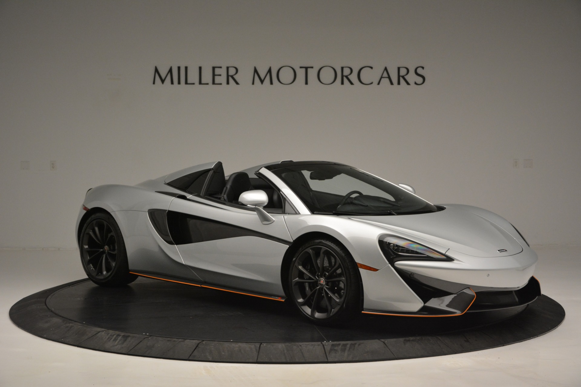 Used 2018 McLaren 570S Spider For Sale In Greenwich, CT 2340_p10