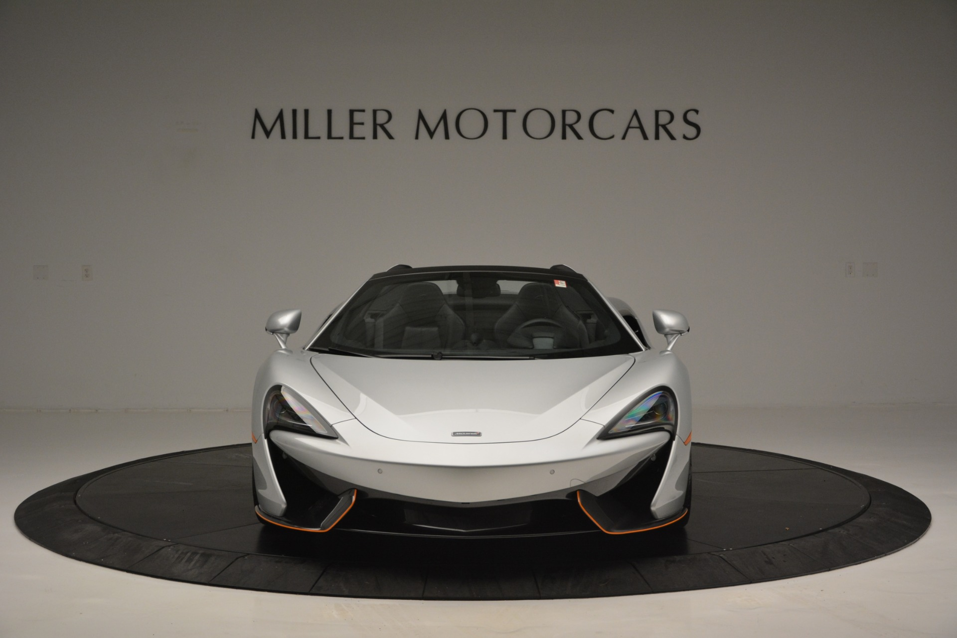 Used 2018 McLaren 570S Spider For Sale In Greenwich, CT 2340_p12