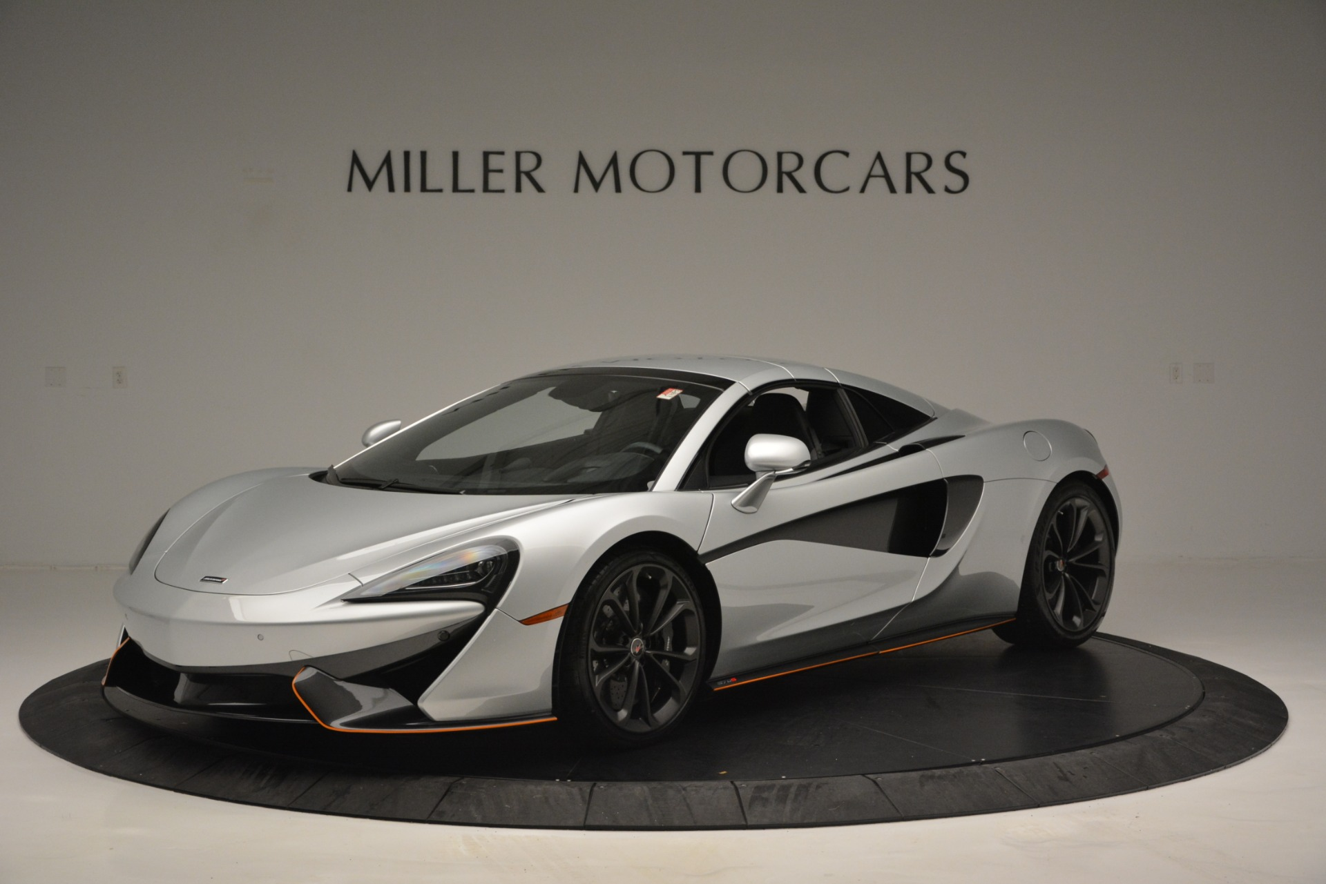 Used 2018 McLaren 570S Spider For Sale In Greenwich, CT 2340_p15