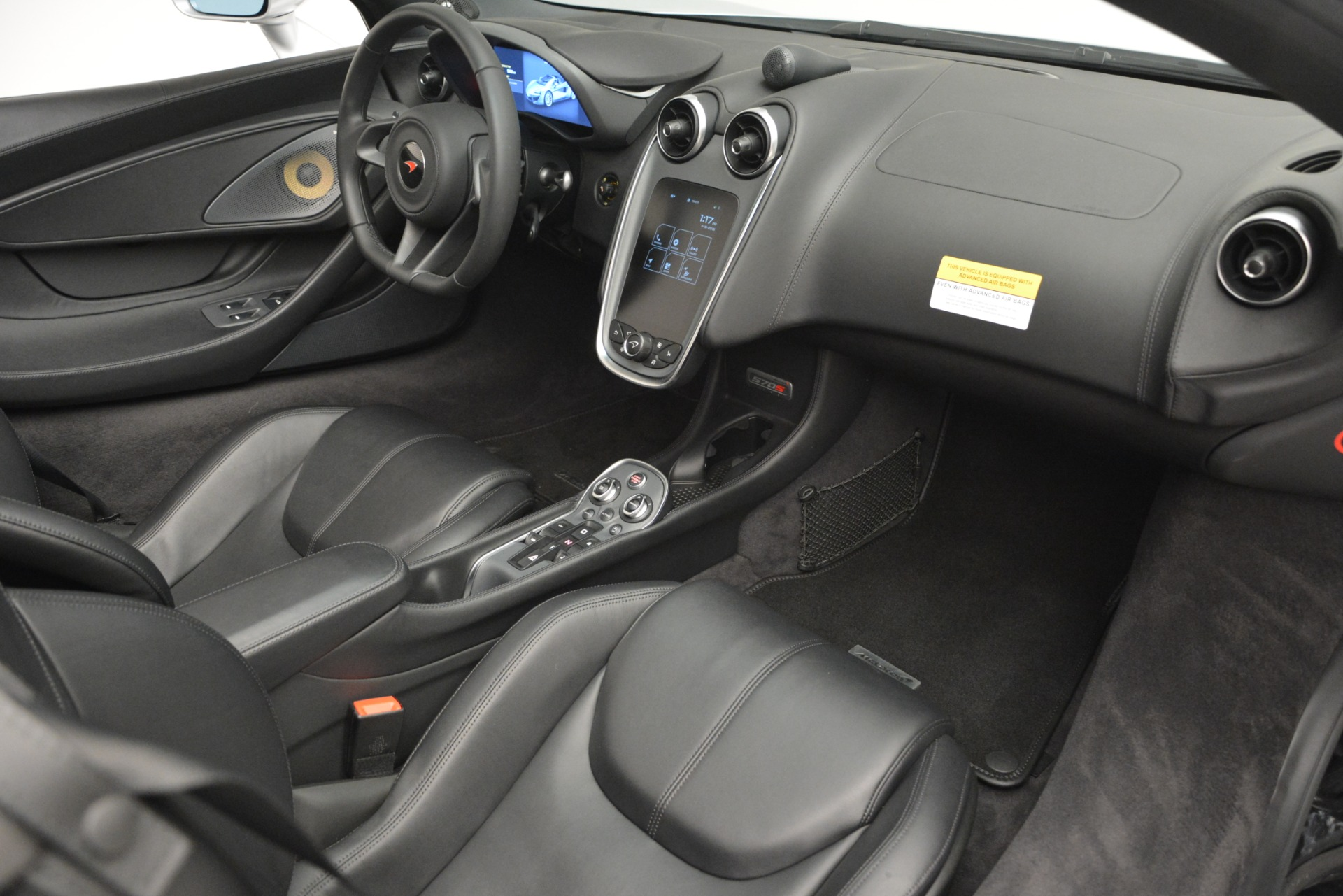 Used 2018 McLaren 570S Spider For Sale In Greenwich, CT 2340_p26